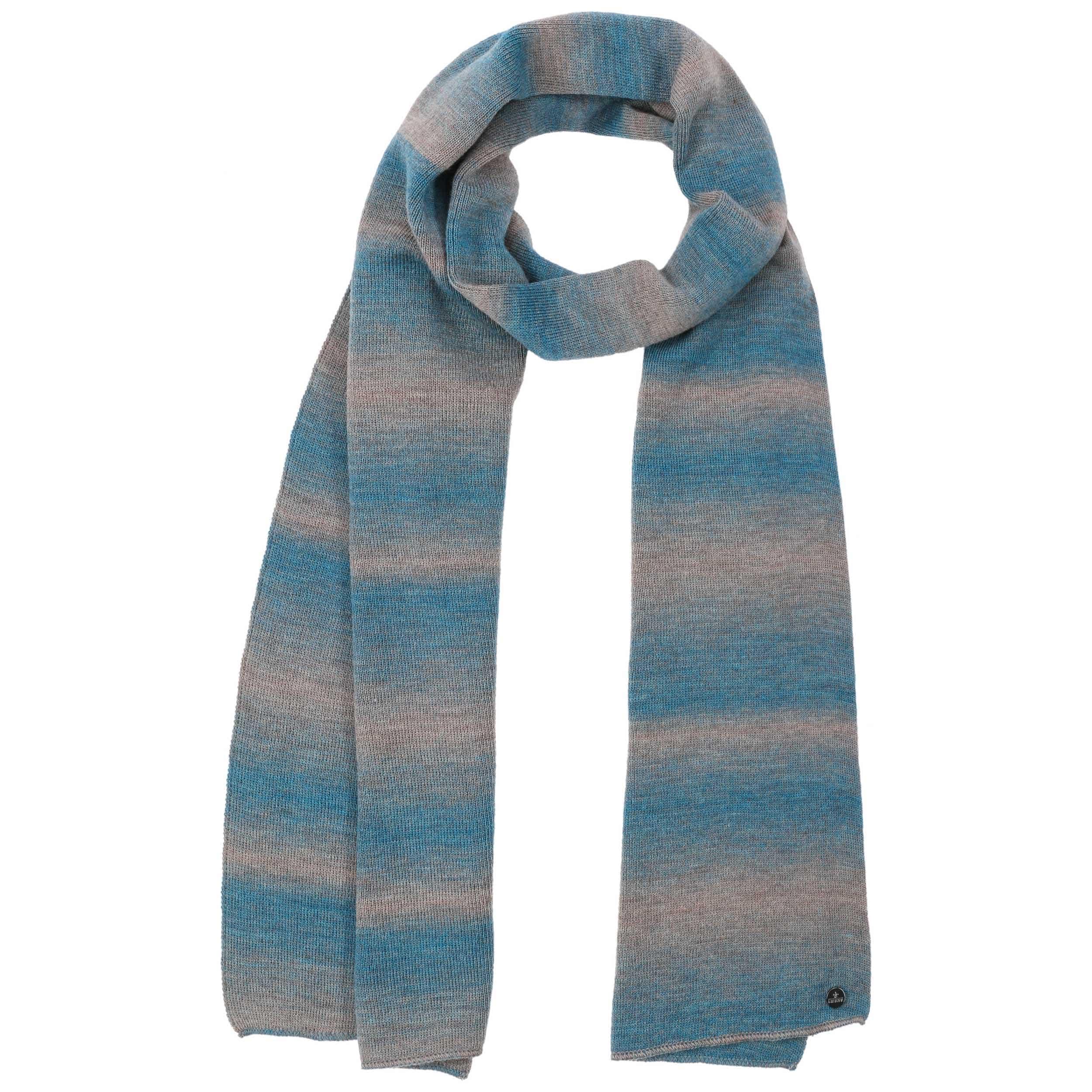 Mélange Stripes Knit Scarf by Lierys, EUR 39,95 --> Hats, caps ...