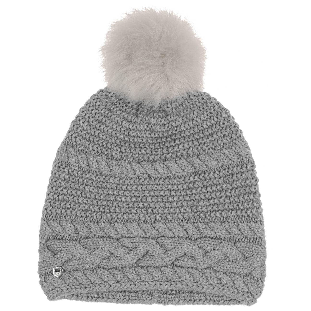 6af8ebefb1c Merino Cable Knit Pompom Hat by UGG - grey 2 ...