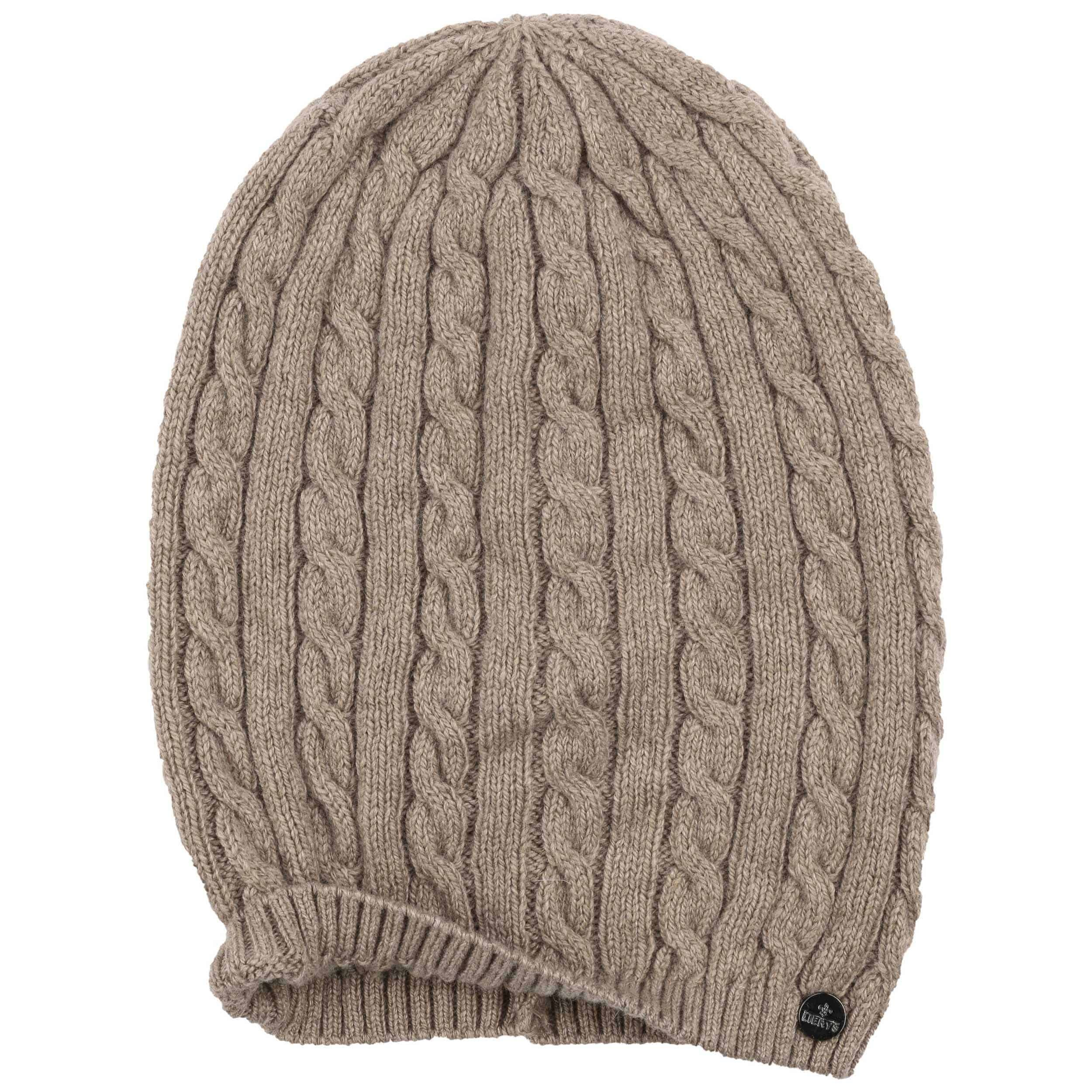 Knitting Pattern Cashmere Hat : Merino Cashmere Knit Hat by Lierys, EUR 39,95 --> Hats, caps & beanies...