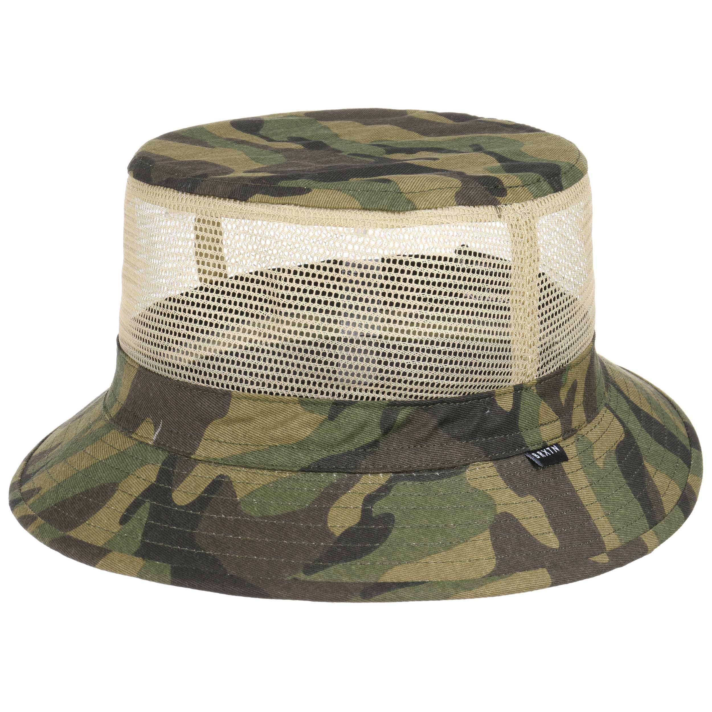 5104ce57d3abf get mesh bucket hat by brixton camouflage 4 8515c c51e9