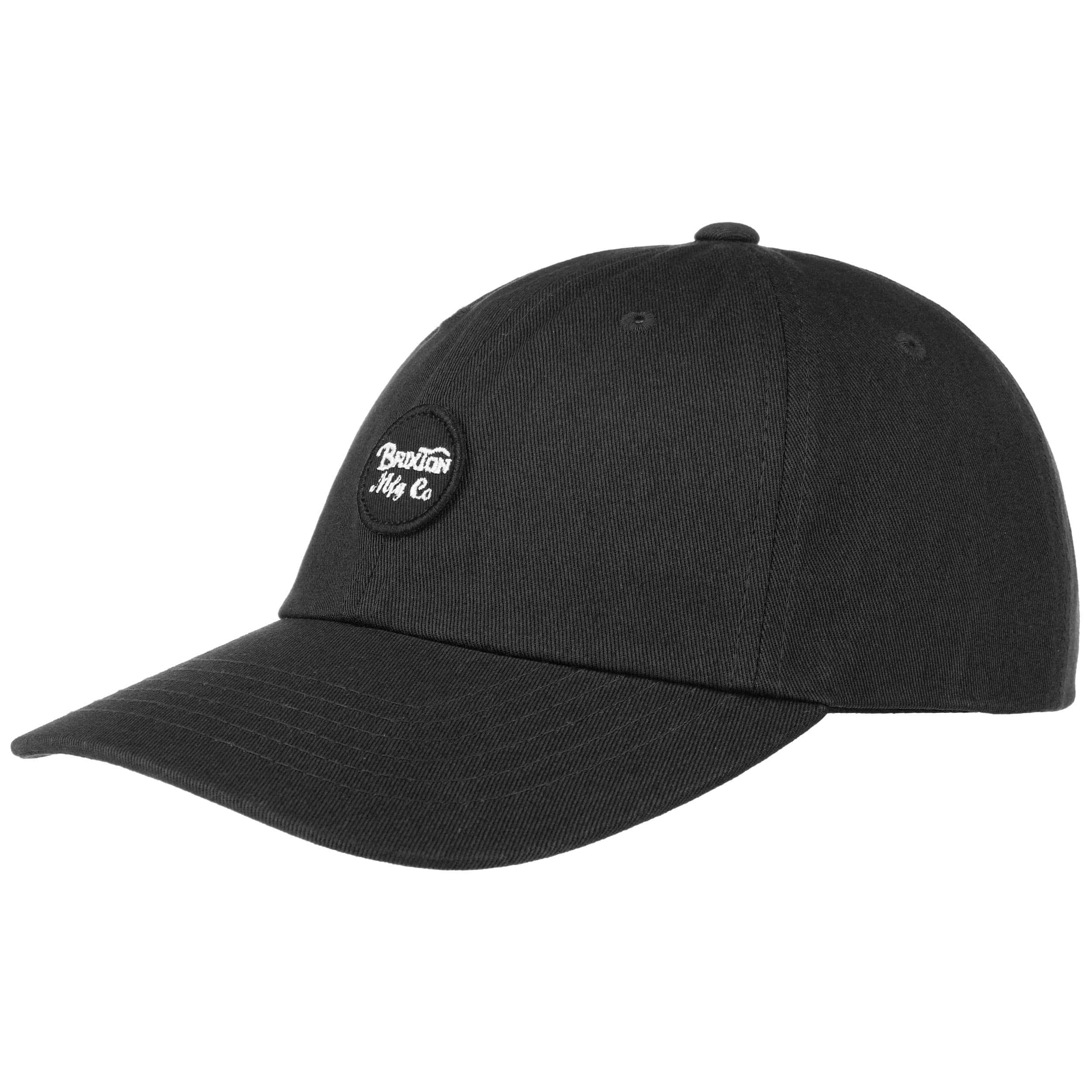 ... sweden mfg. co. strapback cap by brixton black 5 2701b 78a07 ... 803a151c2887