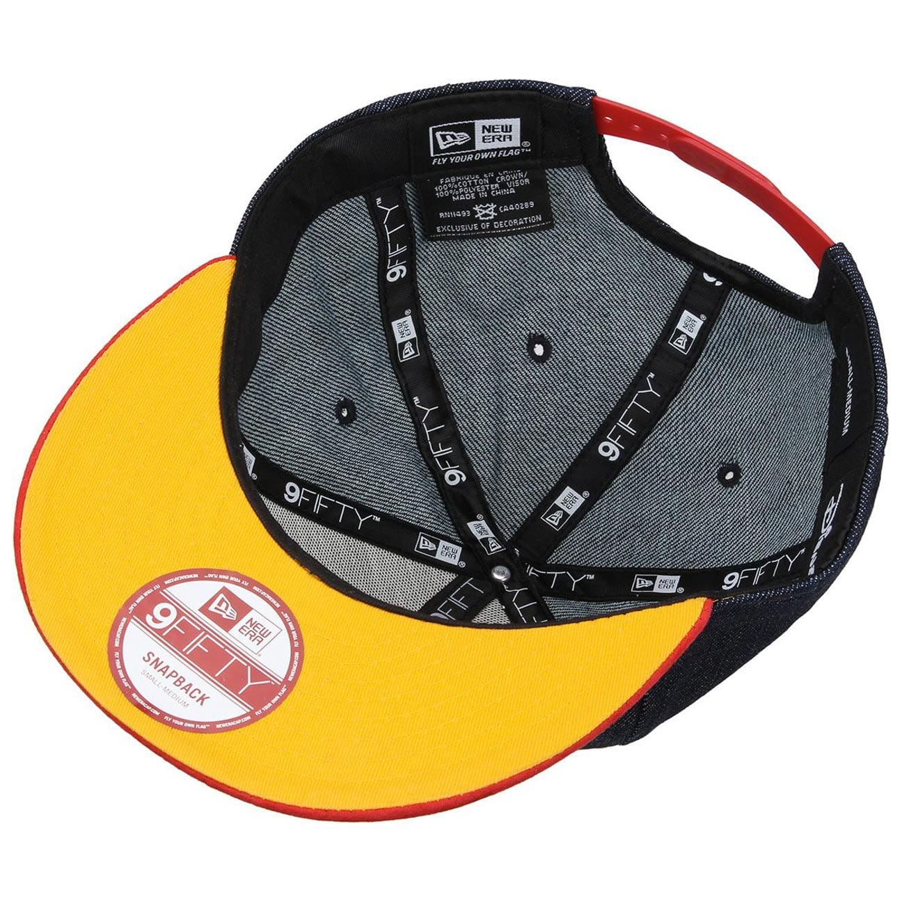 69ae9430bf4 ... Mickey Mouse Denim Cap by New Era - blue 3 ...
