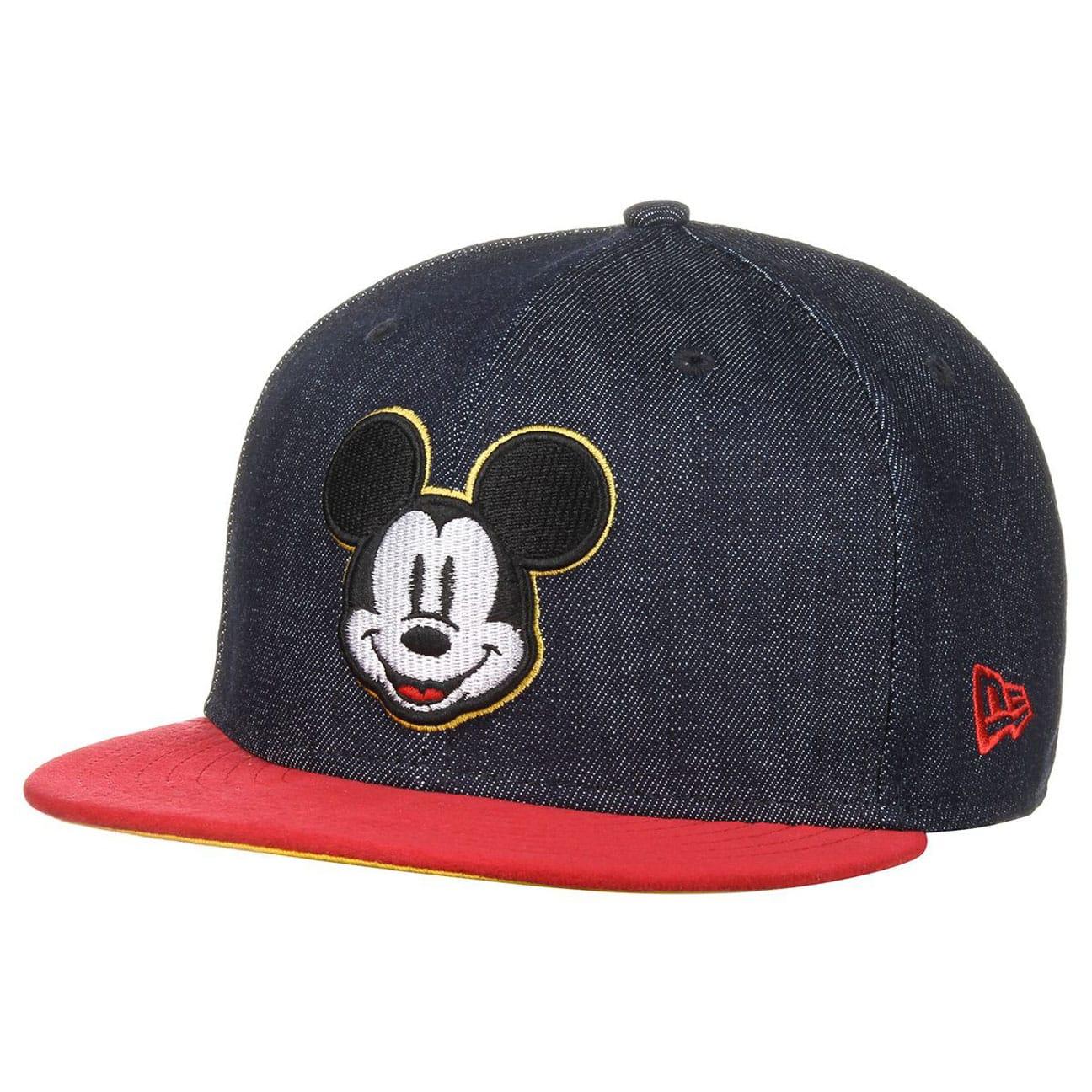 ... Mickey Mouse Denim Cap by New Era - blue 6 3ed97625e86