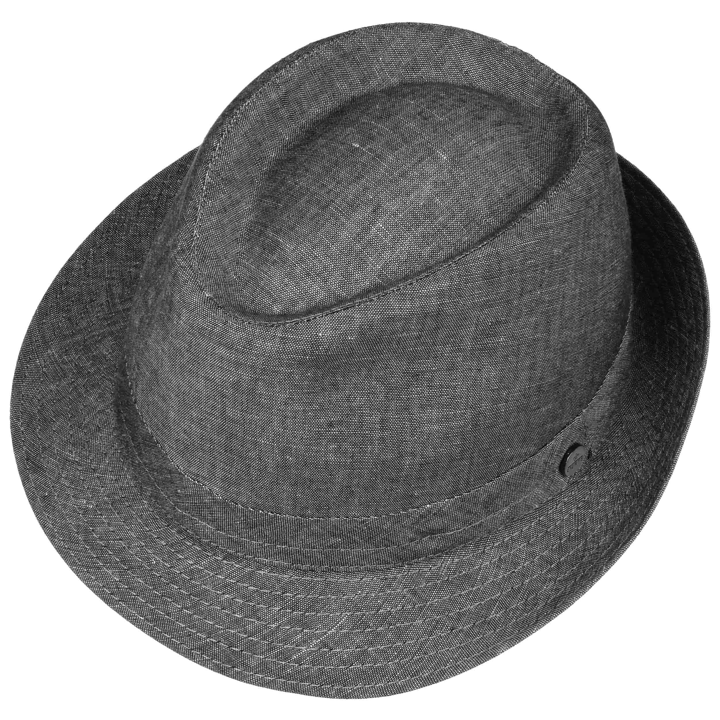 2018 Online Free Shipping Best Store To Get Misto Lino Linen Trilby Hat by Lierys Trilby hats Lierys Outlet Limited Edition R9Si4ns1C