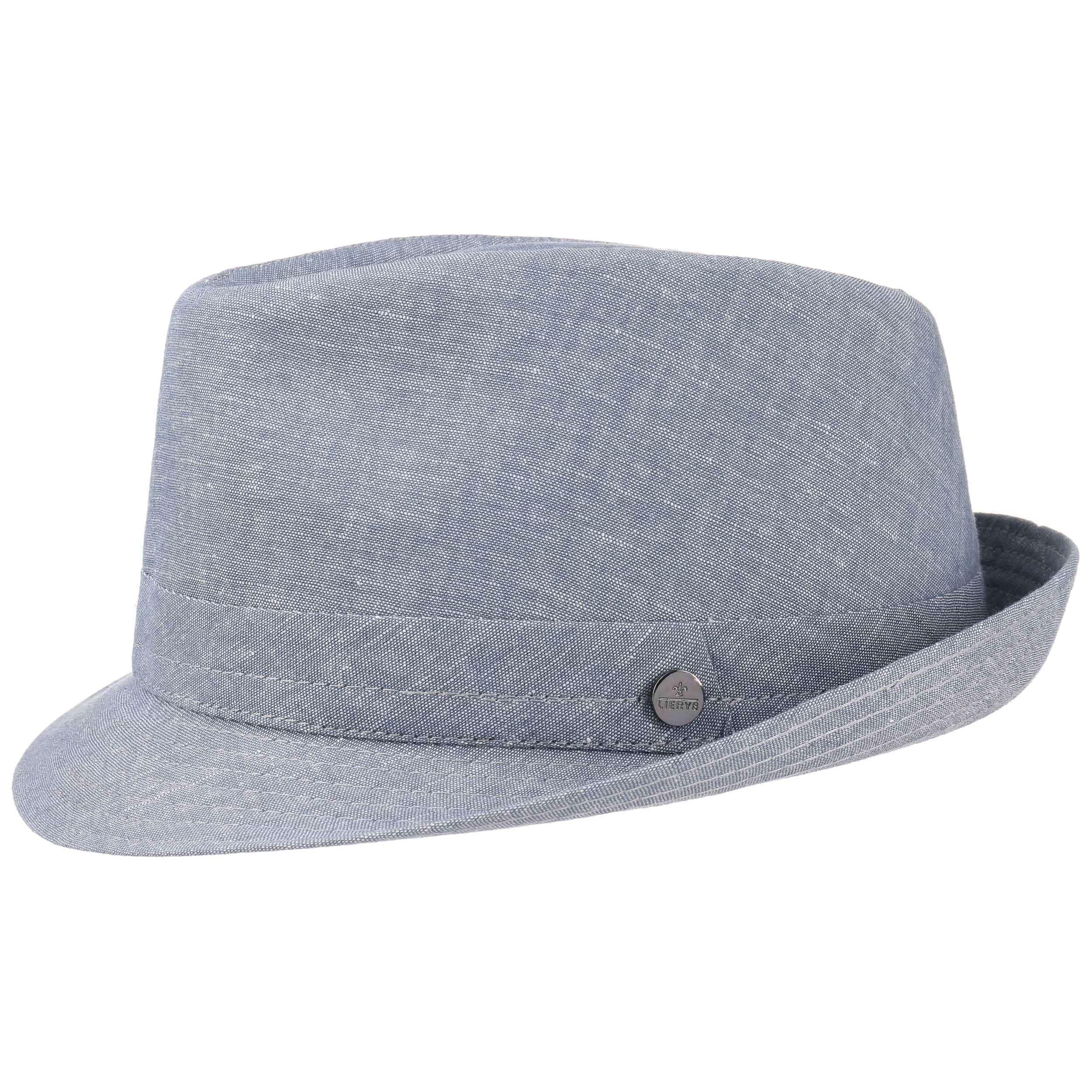 Misto Lino Linen Trilby Hat by Lierys Trilby hats Lierys P4ph3sY