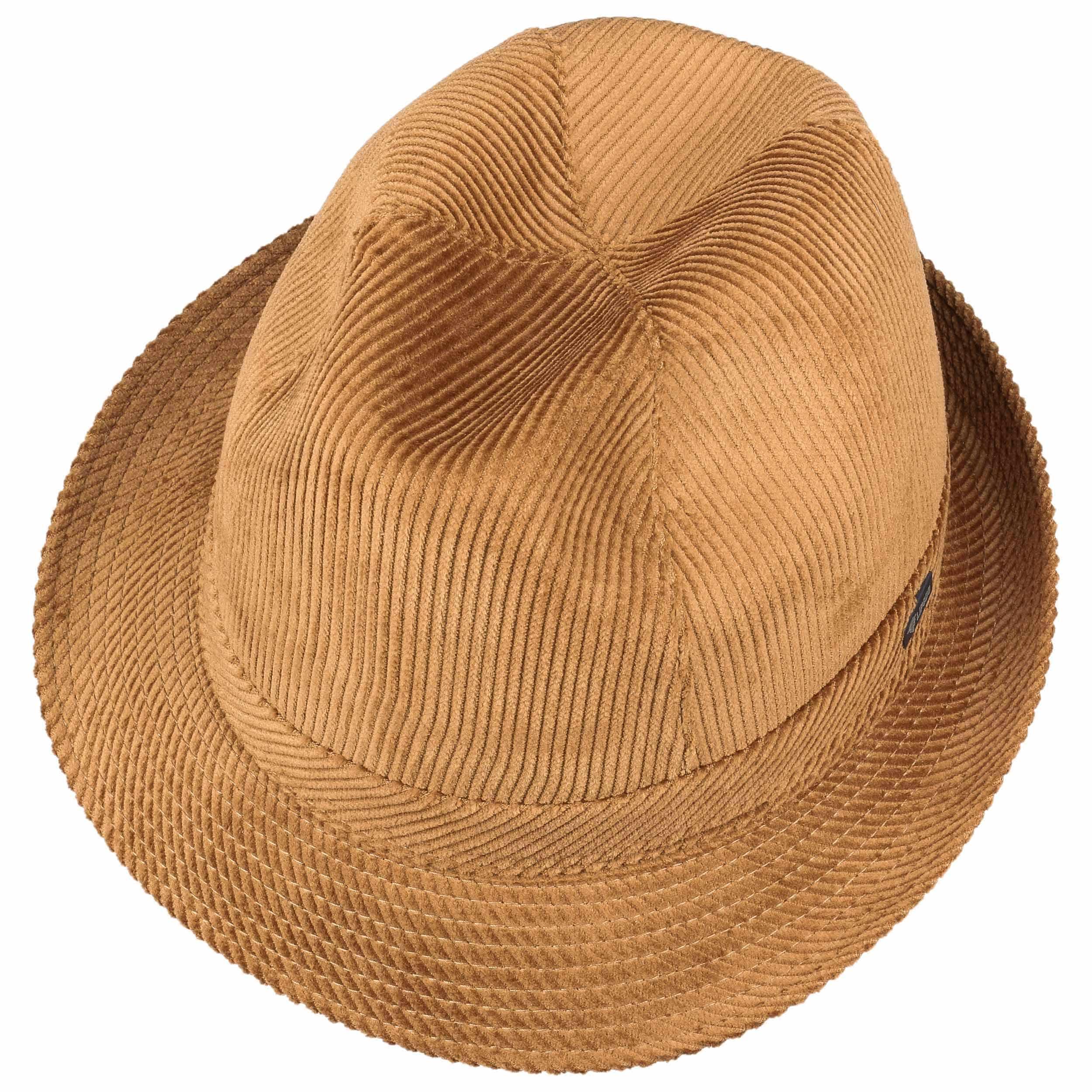 465fbb8ea8f ... Molinar Corduroy Hat by Lipodo - brown 2 ...