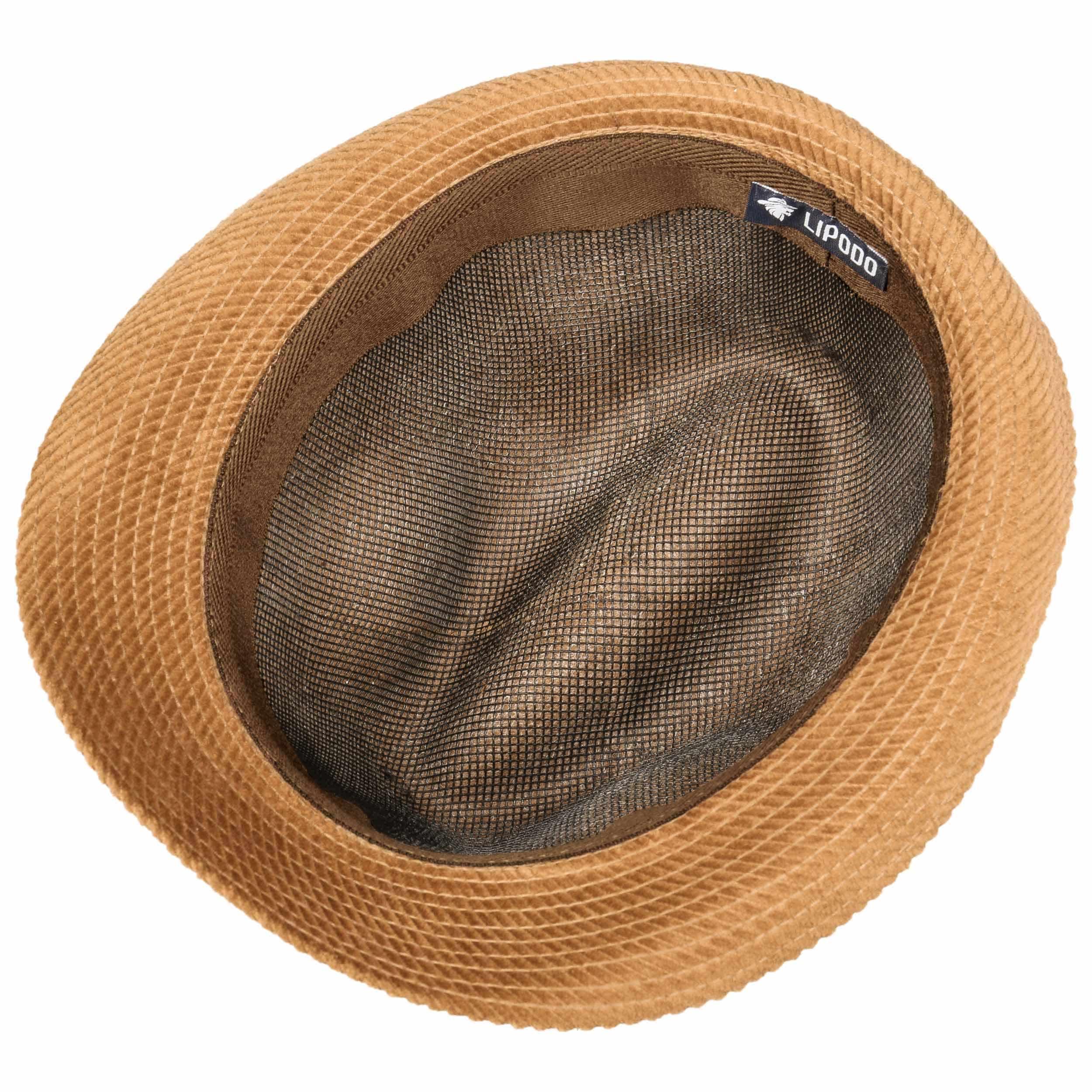763f04803d0 ... Molinar Corduroy Hat by Lipodo - brown 3 ...