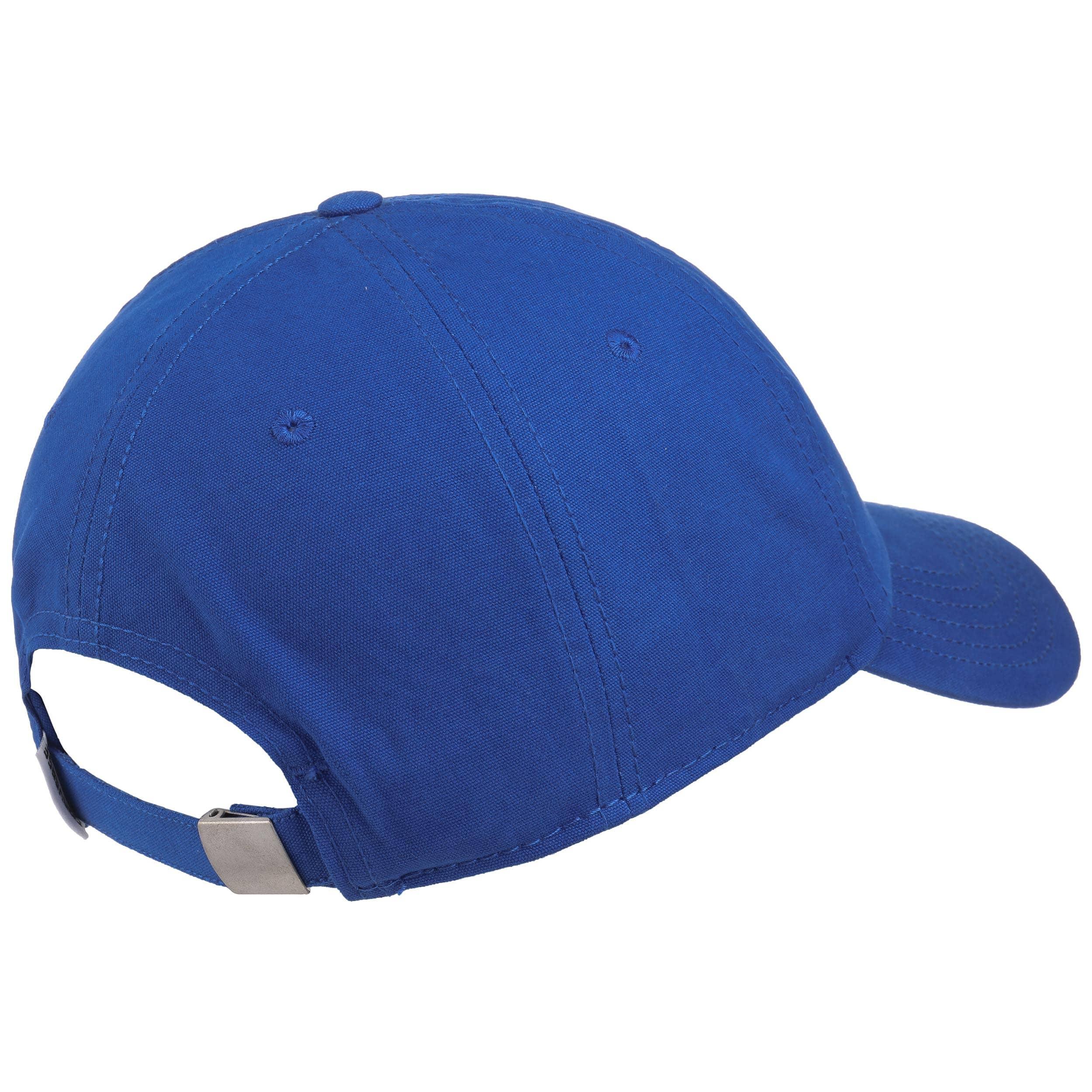 144e85109834 ... Monotone Strapback Cap by Converse - royal-blue 3 ...