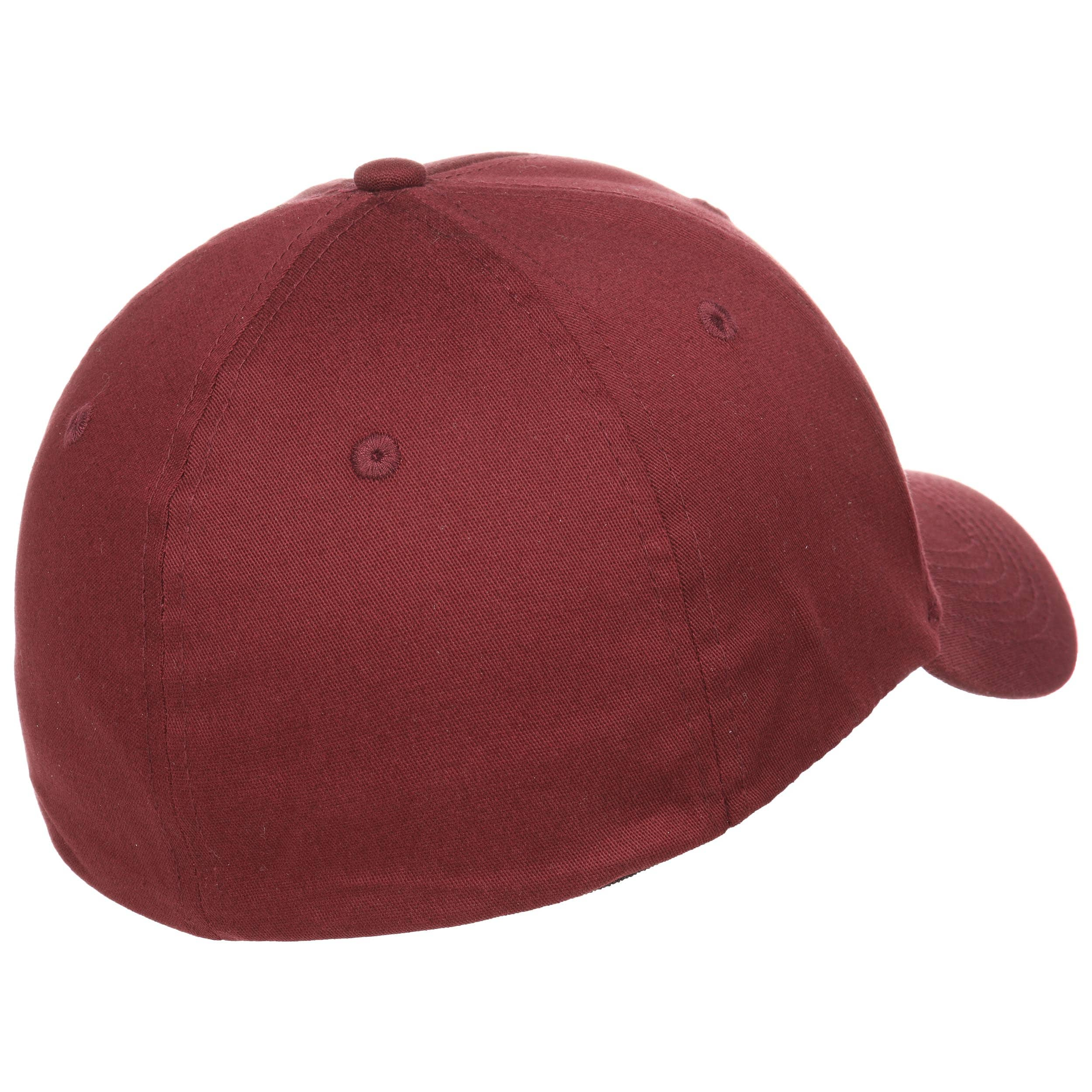 27a0be67738 ... Morrilton Fitted Cap by Dickies - bordeaux 3 ...