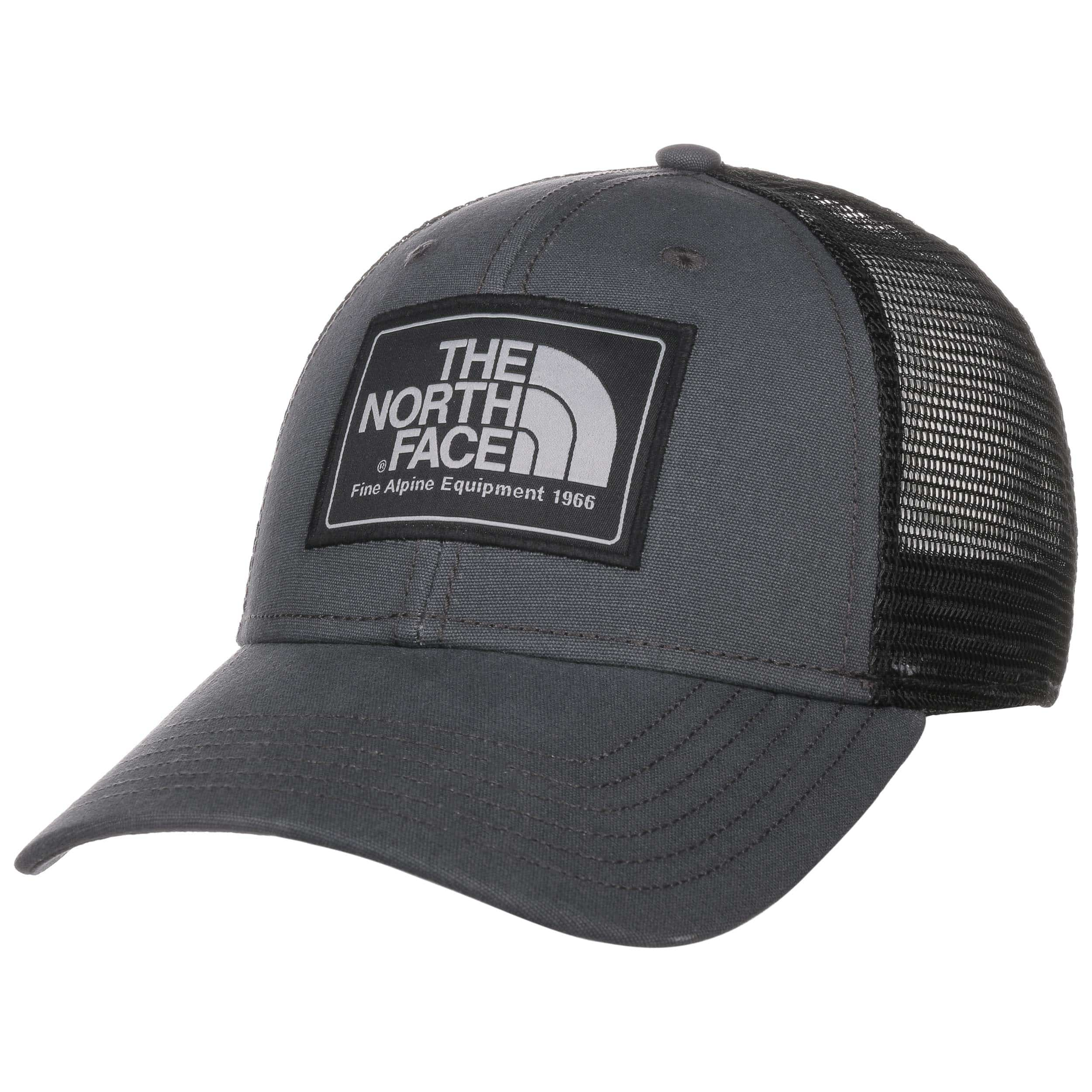 832f485259075 ... Mudder Trucker Cap by The North Face - grey 5 ...