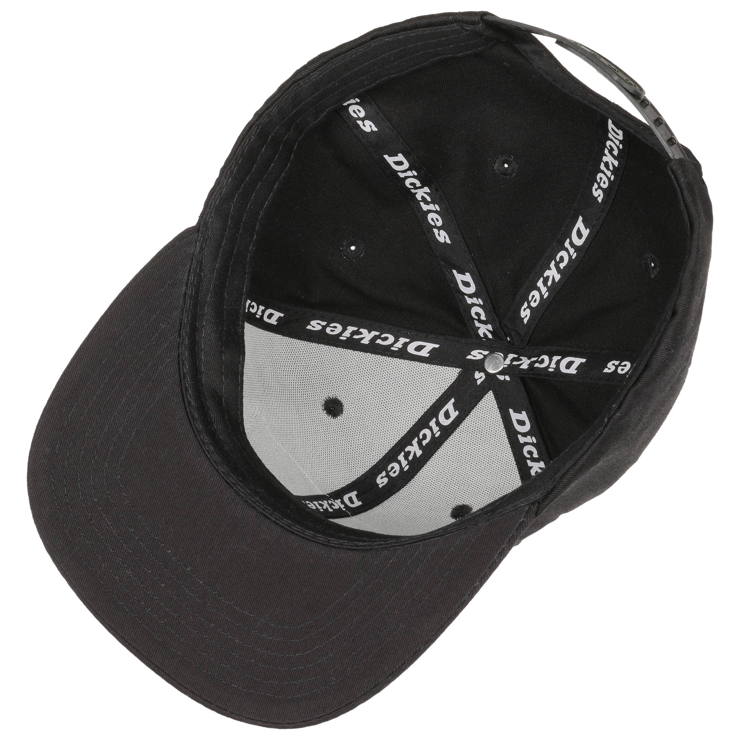 2f8c14f854d00 ... Muldoon Snapback Cap by Dickies - black 2 ...