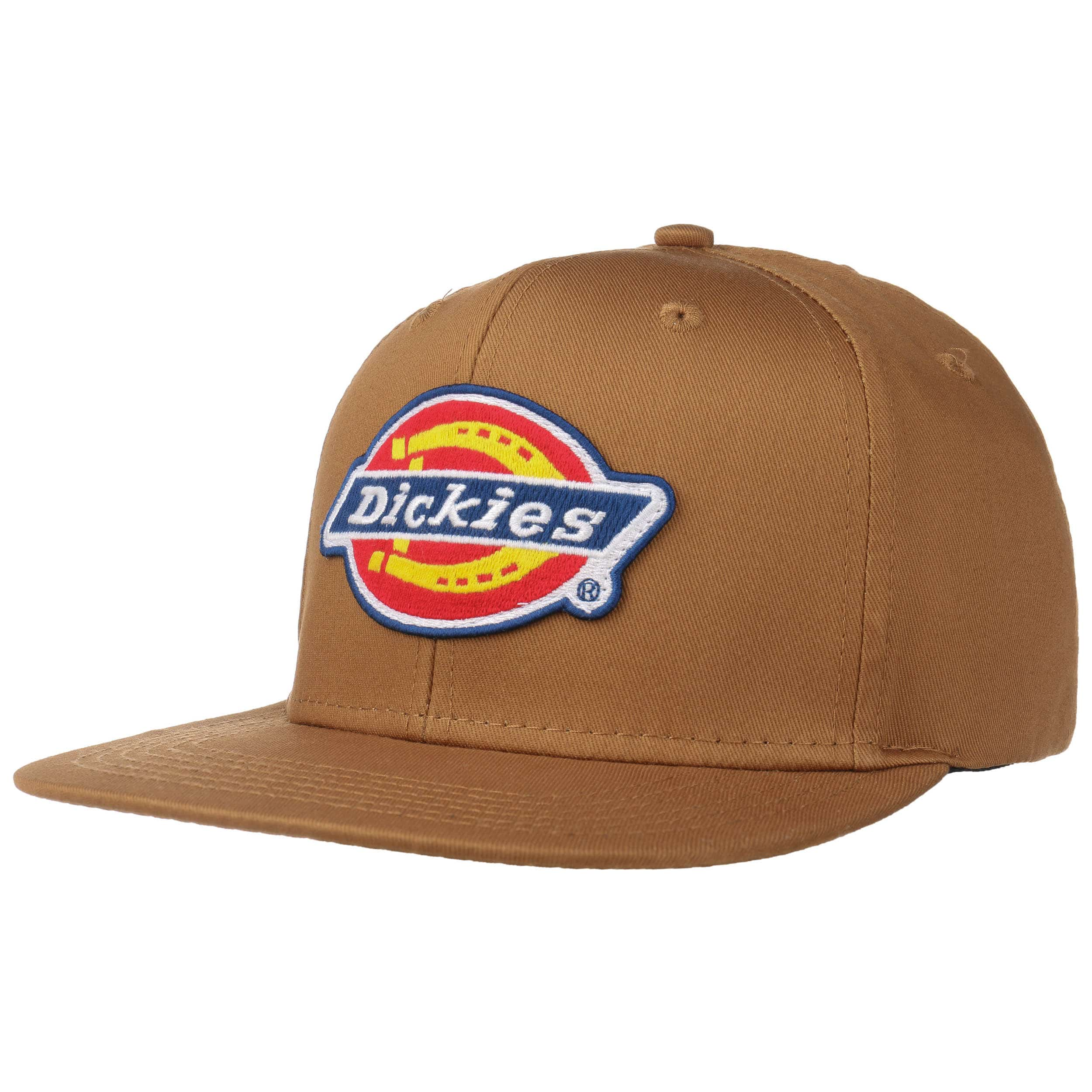 3a048a778a2 ... Muldoon Snapback Cap by Dickies - light brown 5 ...