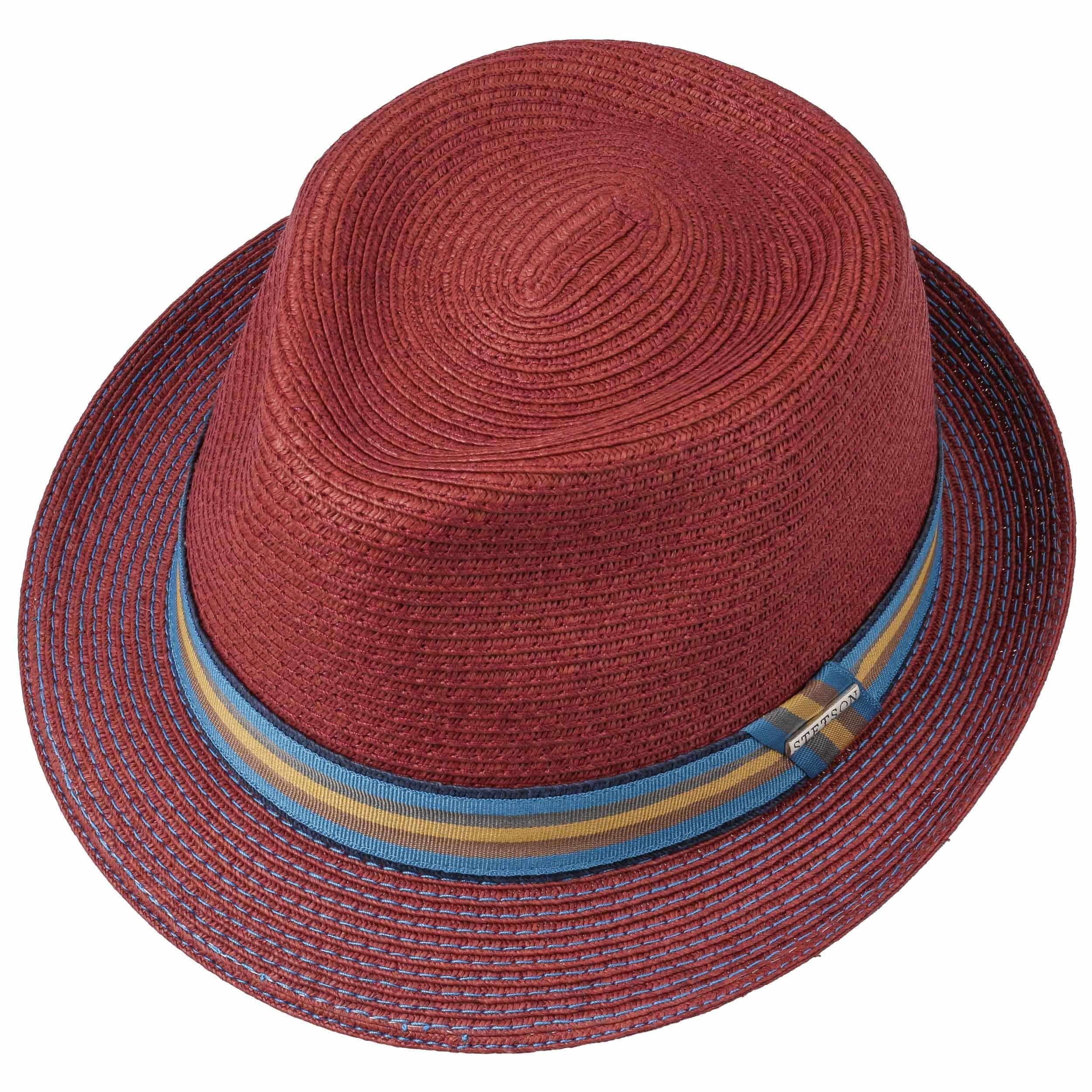 d34d373e Munster Toyo Trilby Hat by Stetson - bordeaux 1 ...