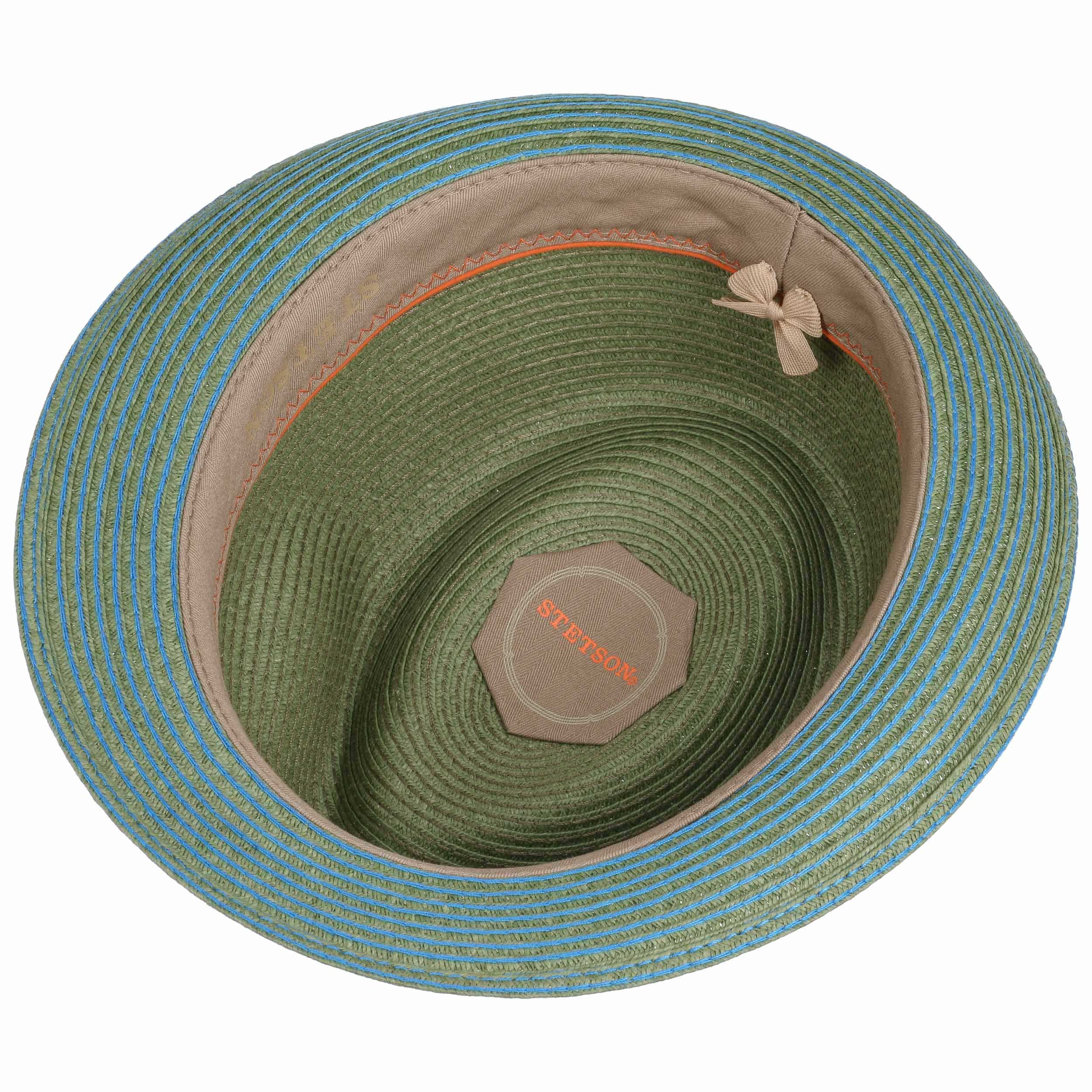 c3b2096208d ... Munster Toyo Trilby Hat by Stetson - green 2 ...