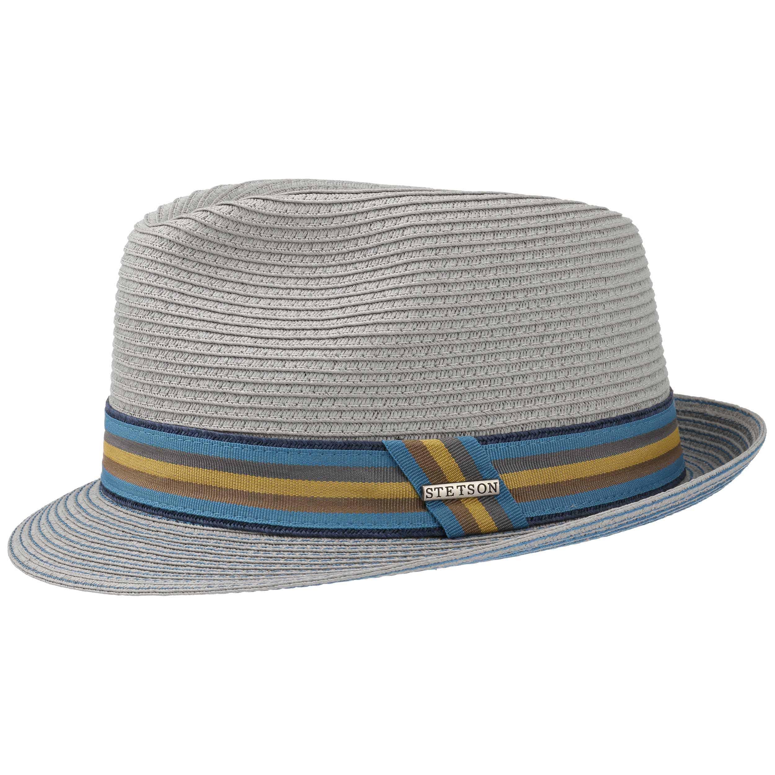9b3c77cf ... Munster Toyo Trilby Hat by Stetson - light grey 4 ...