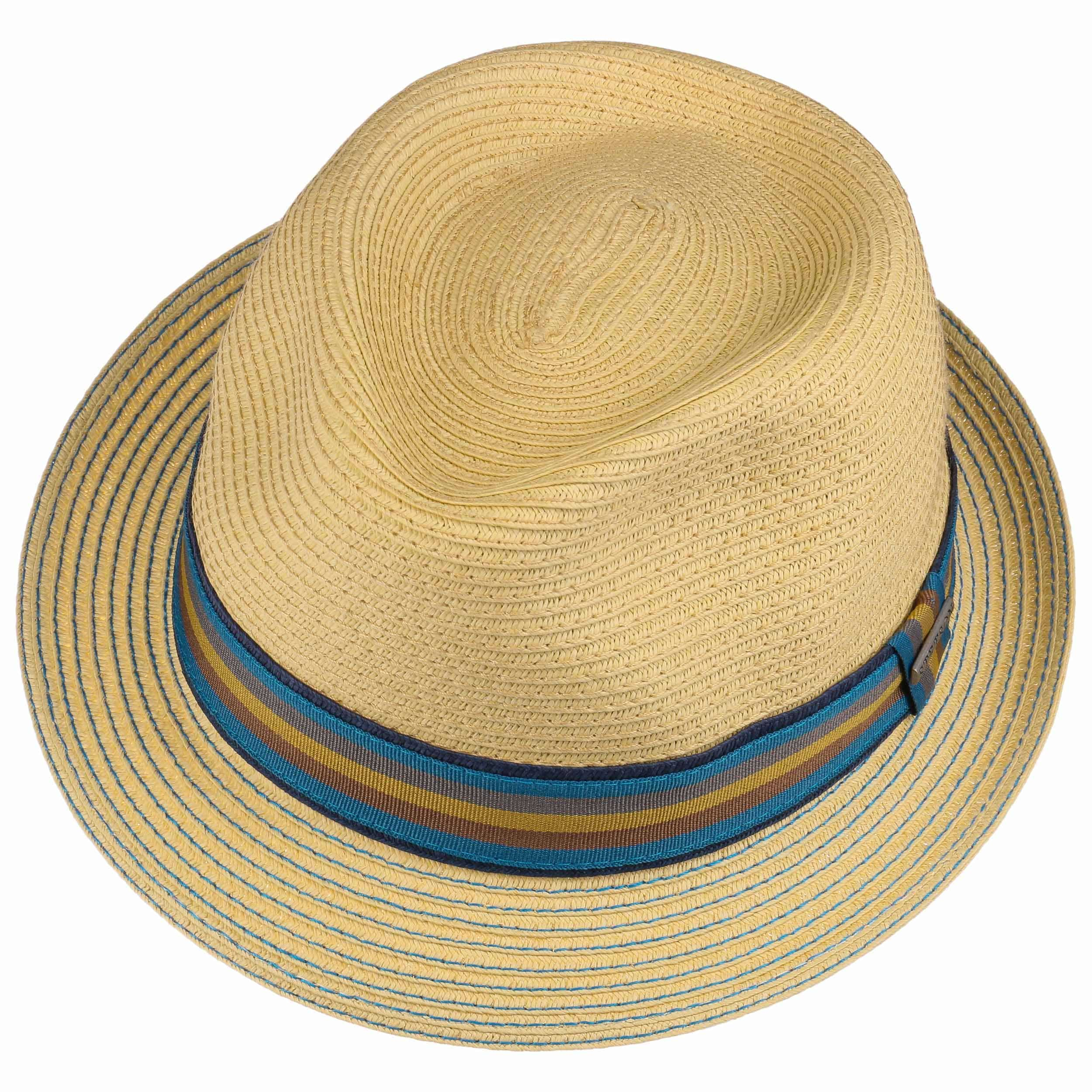 b8d6a676 ... Munster Toyo Trilby Hat by Stetson - bordeaux 2 ...