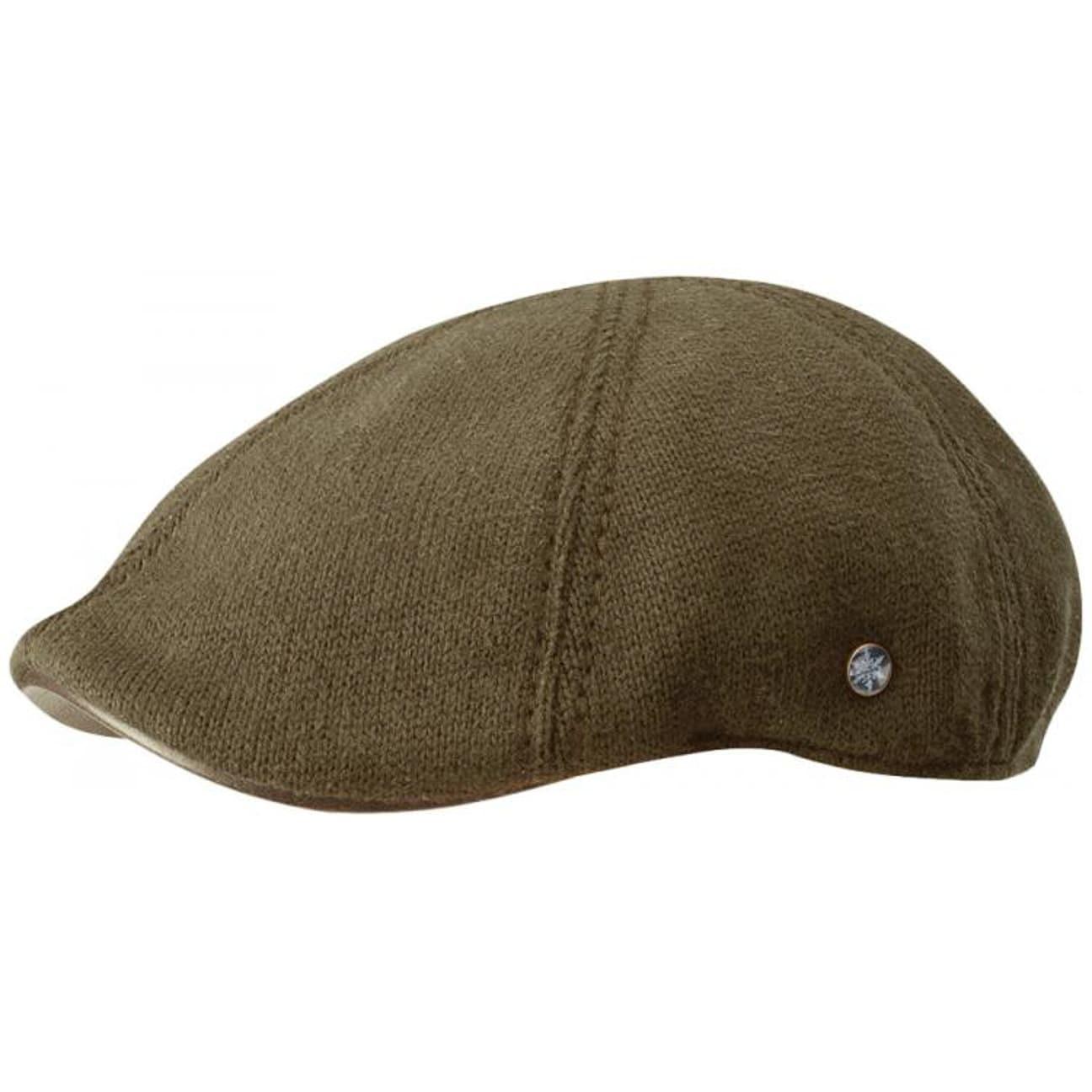 Flat hat Ivy Men/´s with Peak Stetson Muskegon Gatsby Cap Men Lining Autumn-Winter