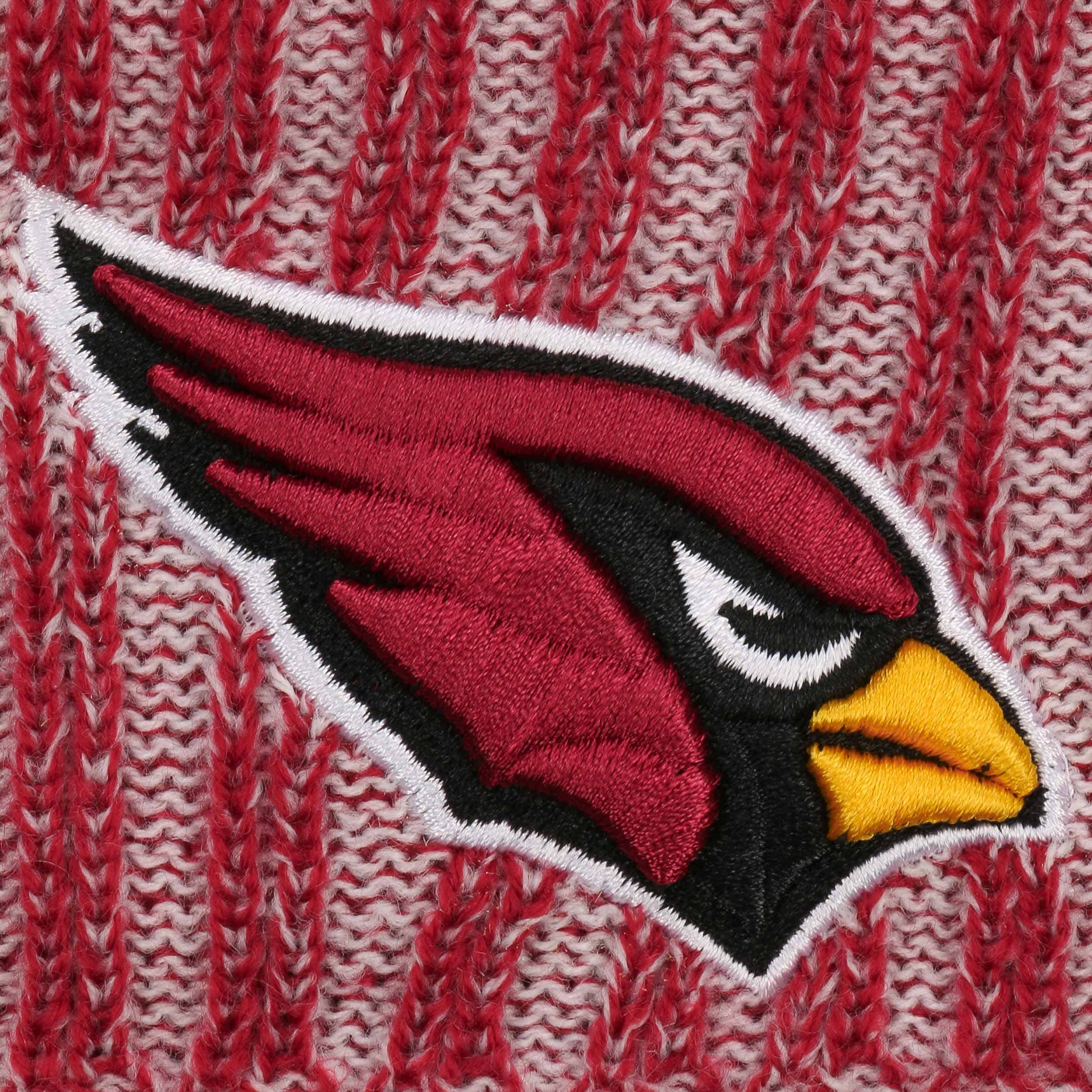 ... NFL Cardinals Beanie by New Era - red 3 ... 68752e1a5
