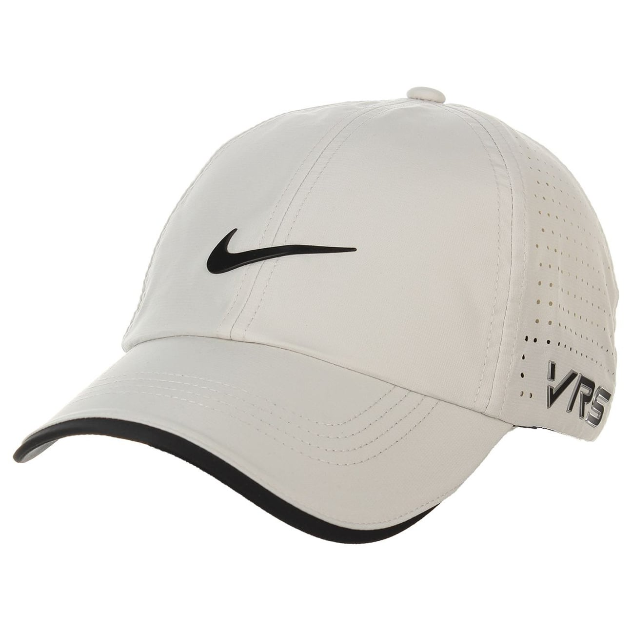 26a2f089e01 ... New Tour Perforated Golf Cap by Nike - beige 1 ...