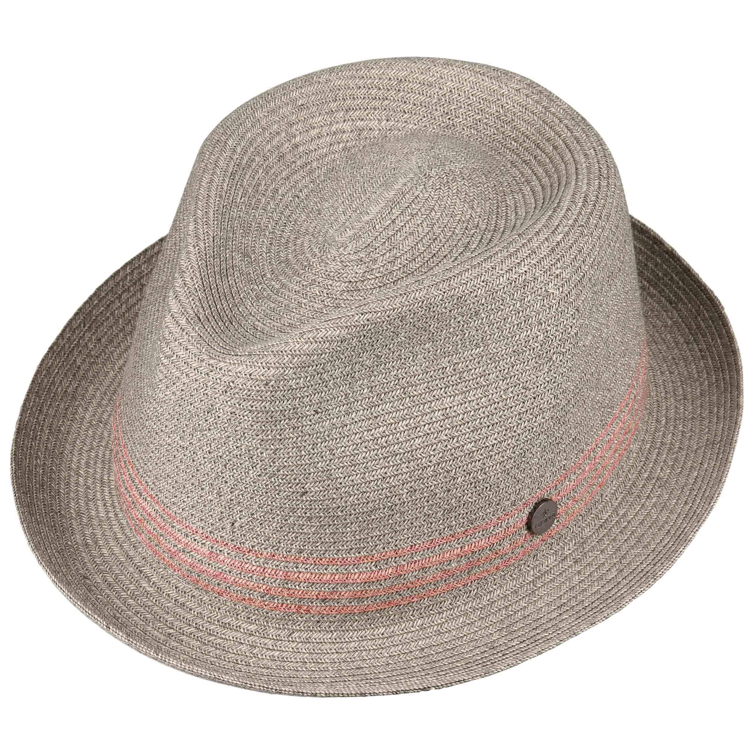 Ninfa Twotone Straw Hat by Lierys Sun hats Lierys bHlhe