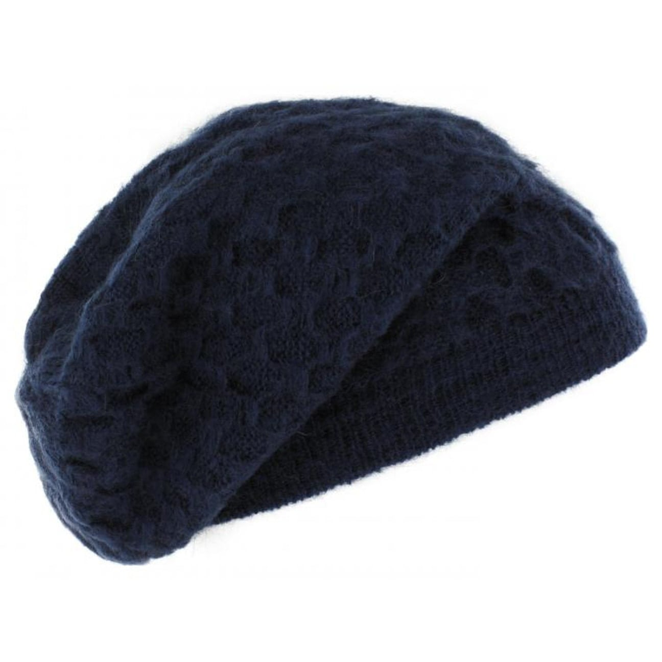 Knitting Pattern For Mohair Hat : Niokolo Mohair Knit Hat by McBURN, GBP 27,95 --> Hats, caps & beanies ...