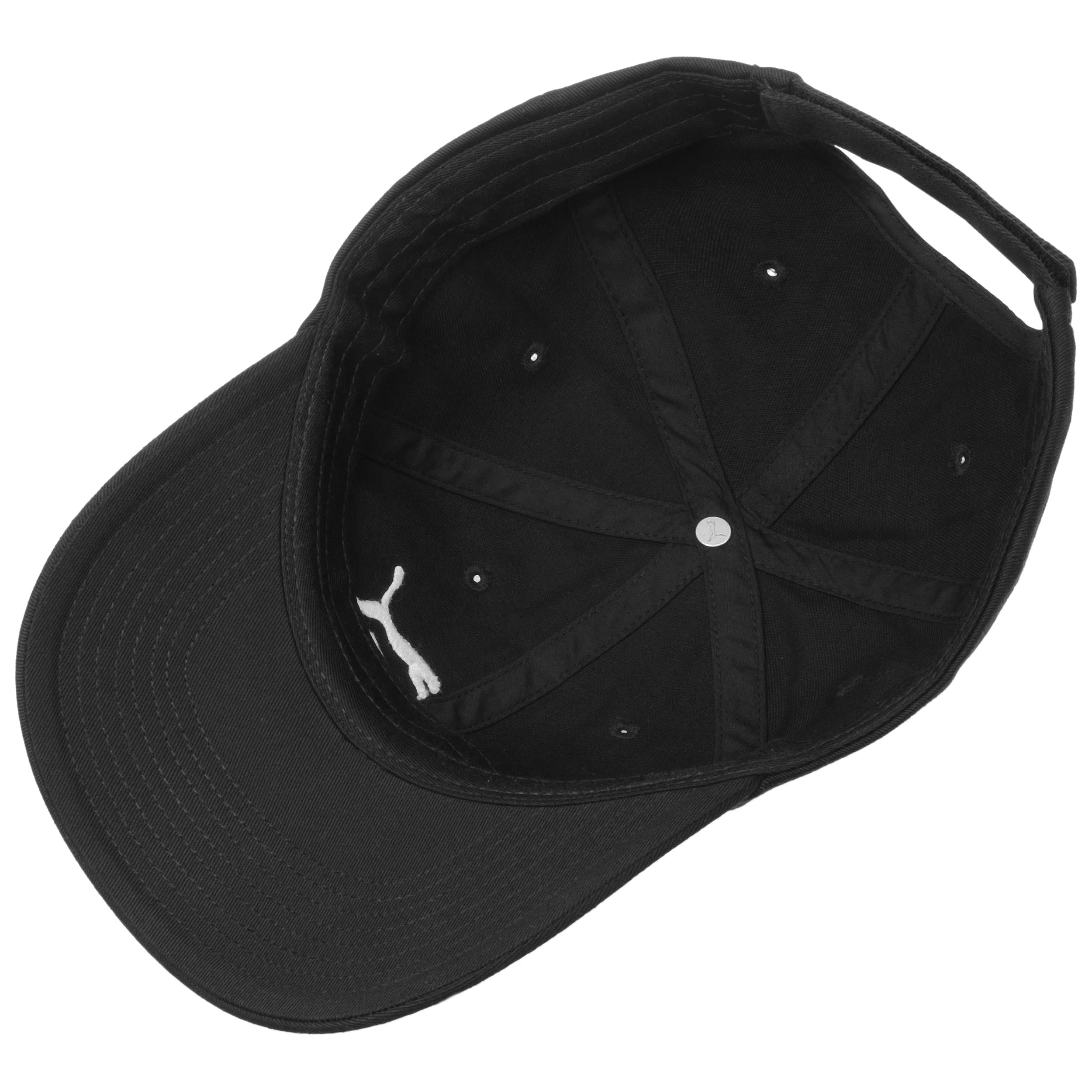 1 Baseball Cap by PUMA - black 2 ... 5cddd6018256