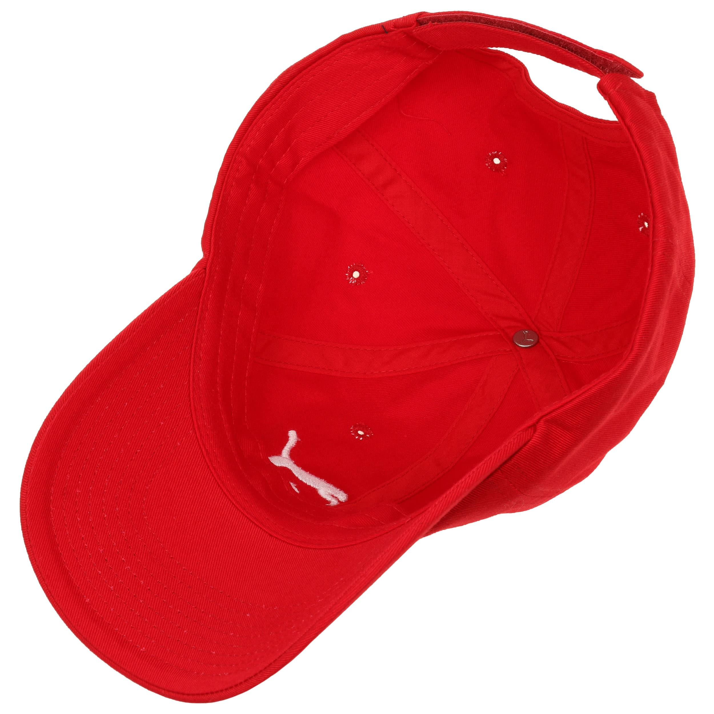 1 Baseball Cap by PUMA - red 2 ... 7ec7e9a9455b