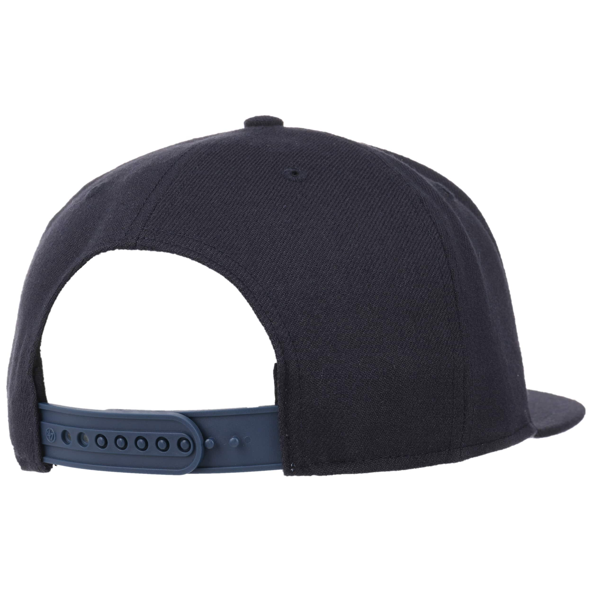 1e512248d03 ... NoShot Red Sox Snapback Cap by 47 Brand - navy 4 ...