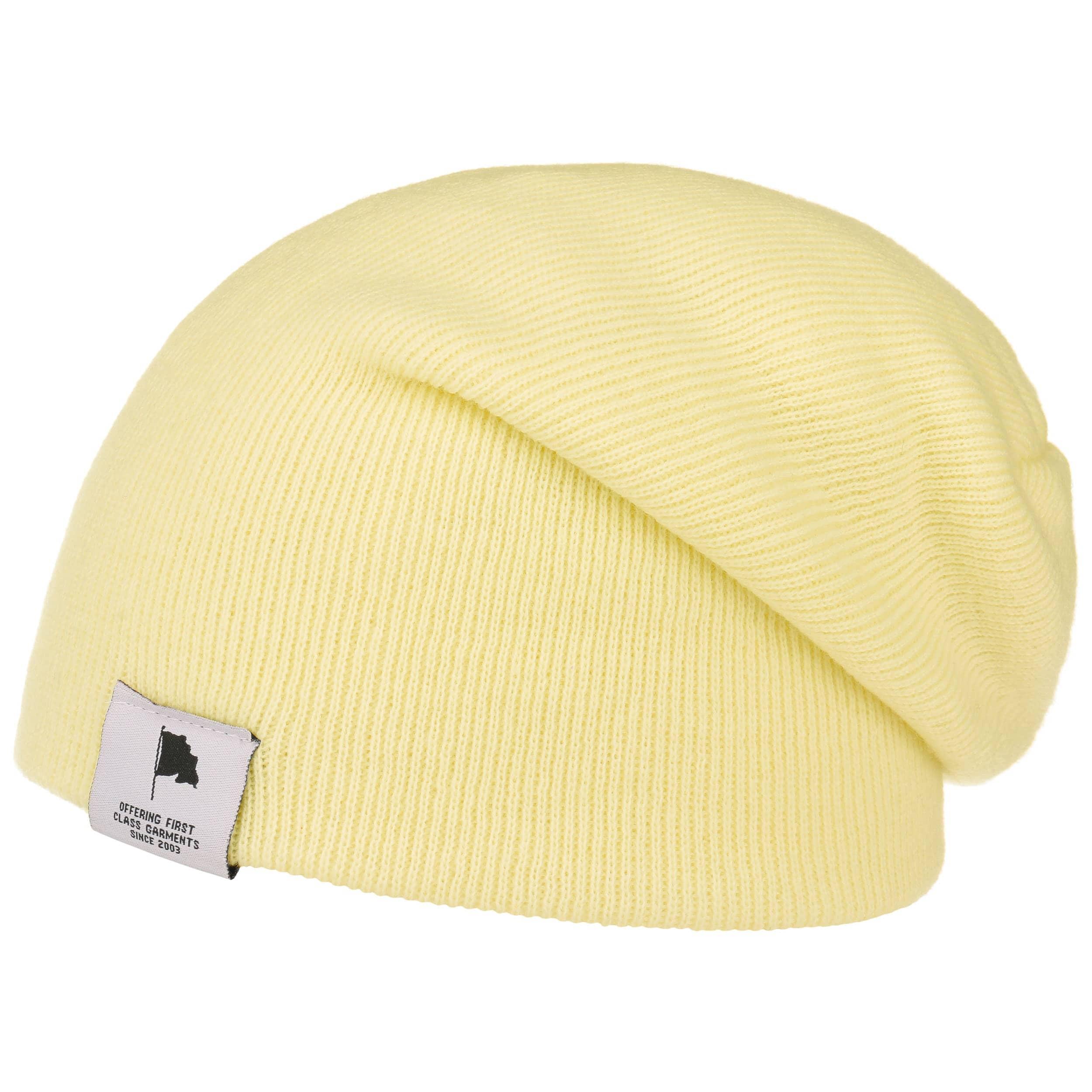 ... North Beanie by Wemoto - pastel yellow 6 ... ecd1052ceeb