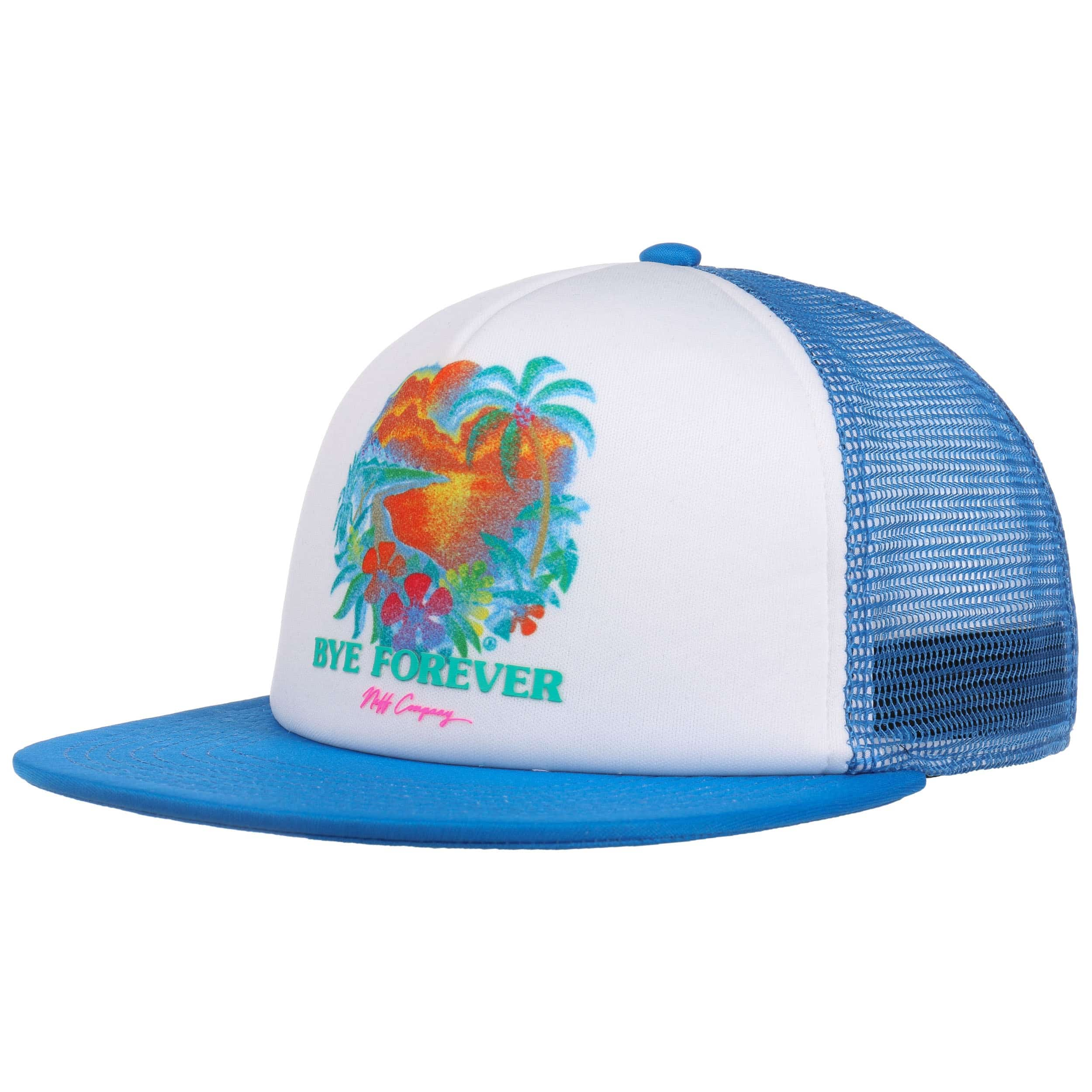 a066551b3d0 ... Orphan Trucker Cap by Neff - royal-blue 6