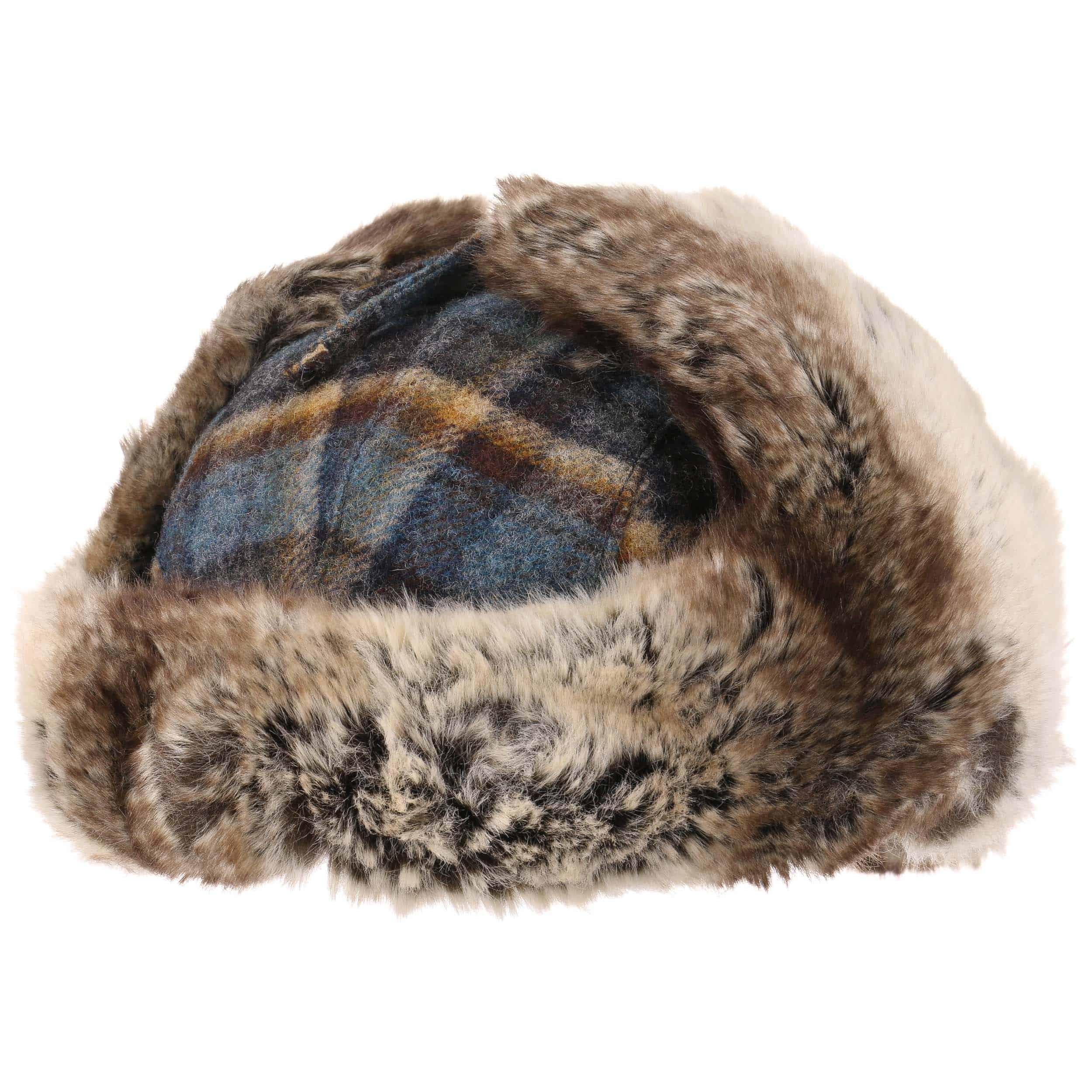 ... Owasso Woolrich Aviator Hat by Stetson - blue 3 ... 6f287e4a6ee