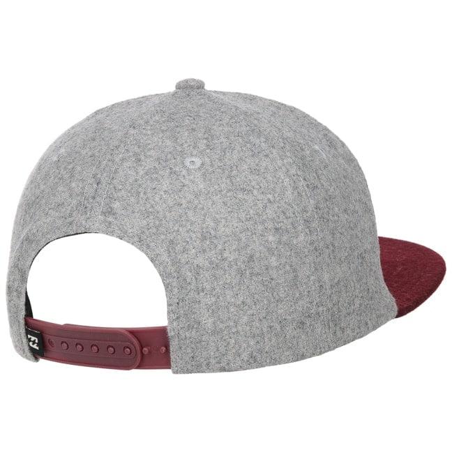 Oxford Snapback Cap by Billabong - oliv 1 ... 04ed6b43d9fd