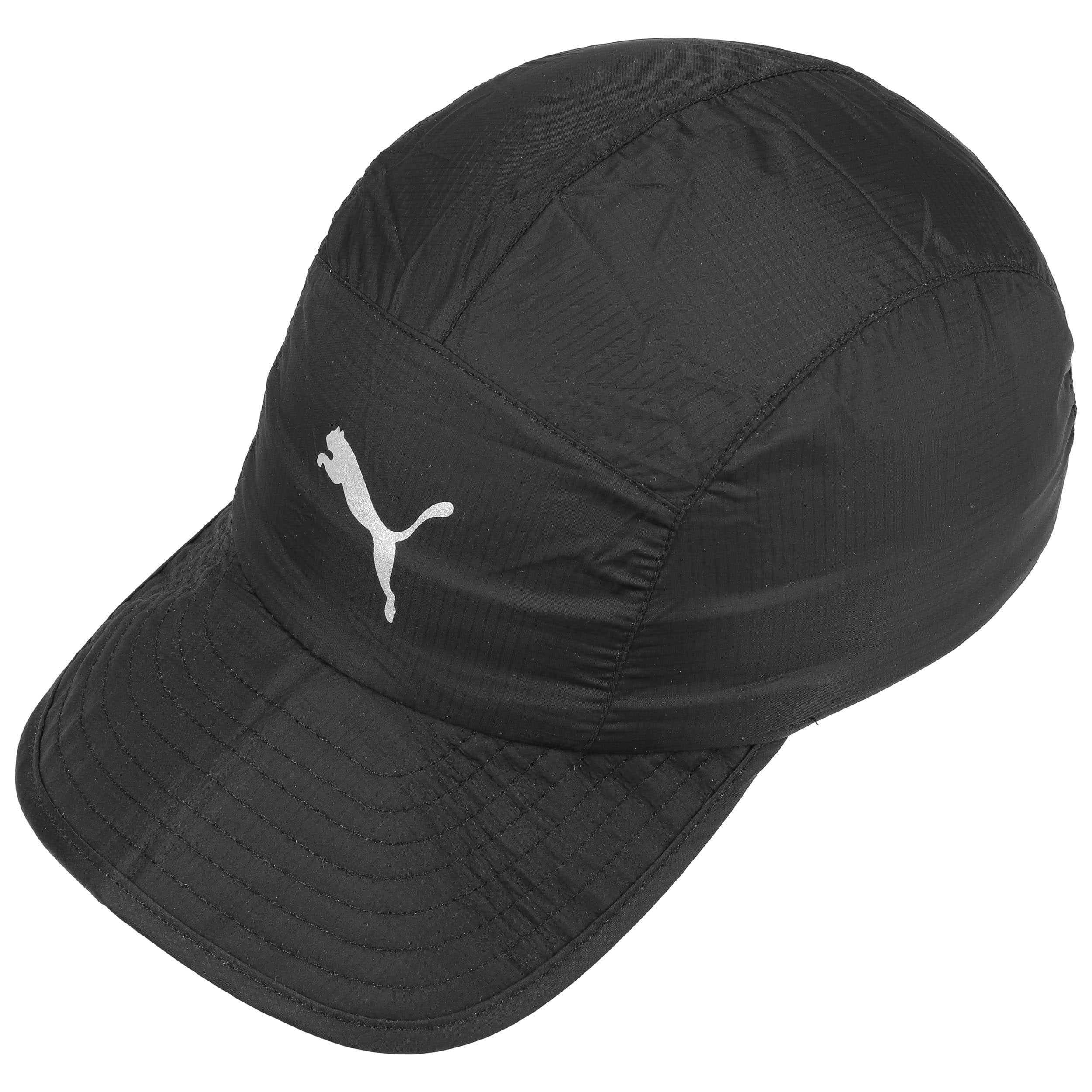 Packable Running Performance Cap by PUMA - black 1 ... 653f98dec87