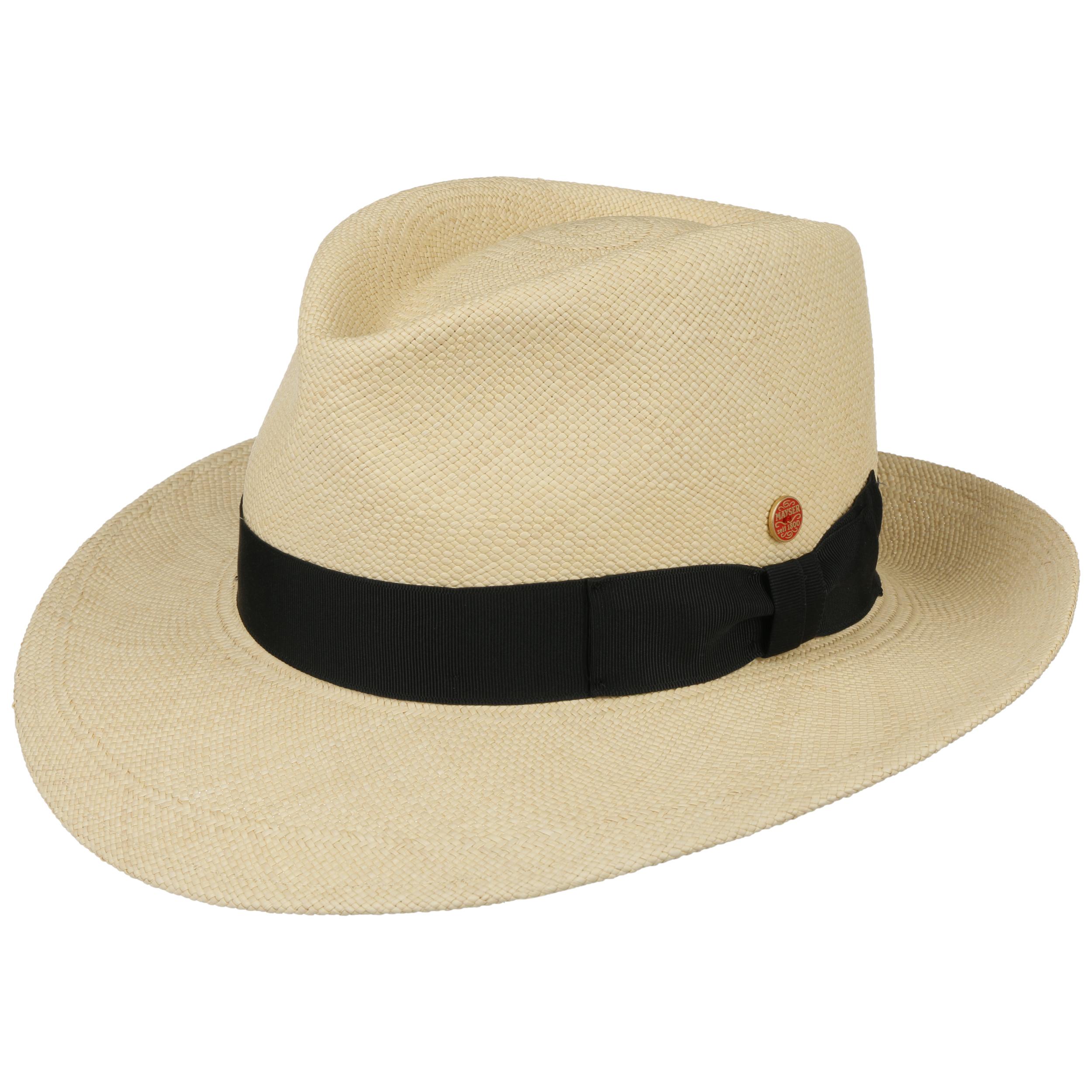 aef27525f12 Panama Bogart Hat by Mayser