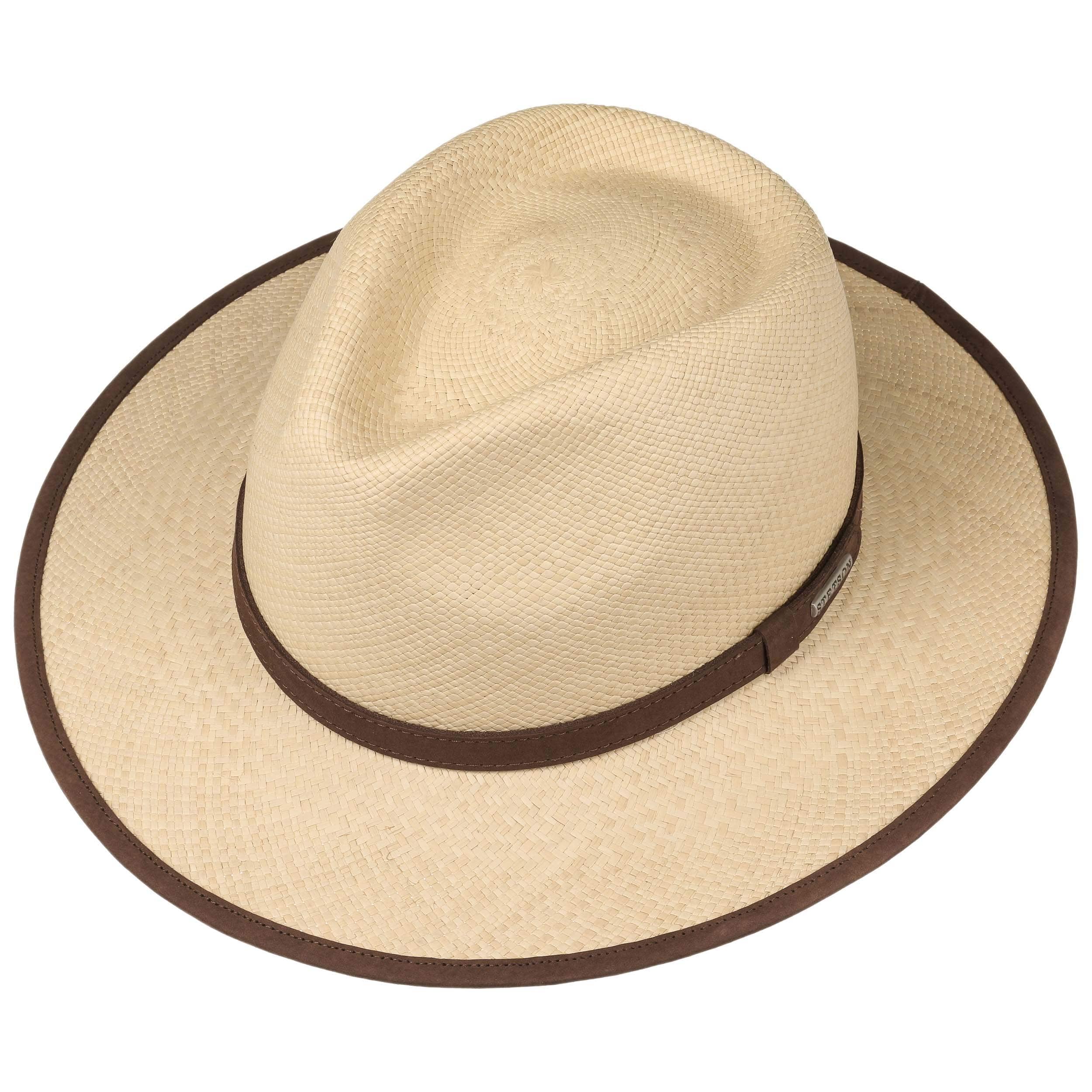 Panama Braid 1 Traveller Hat by Stetson Sun hats Stetson AVCkHbb