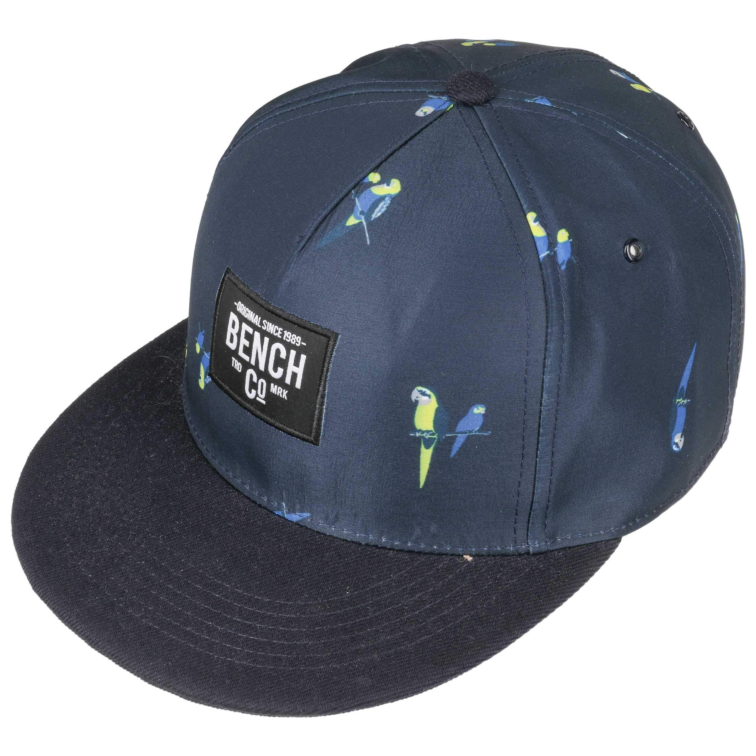 Papagallo Snapback Cap Bench cap base cap Bench VxSCXBz