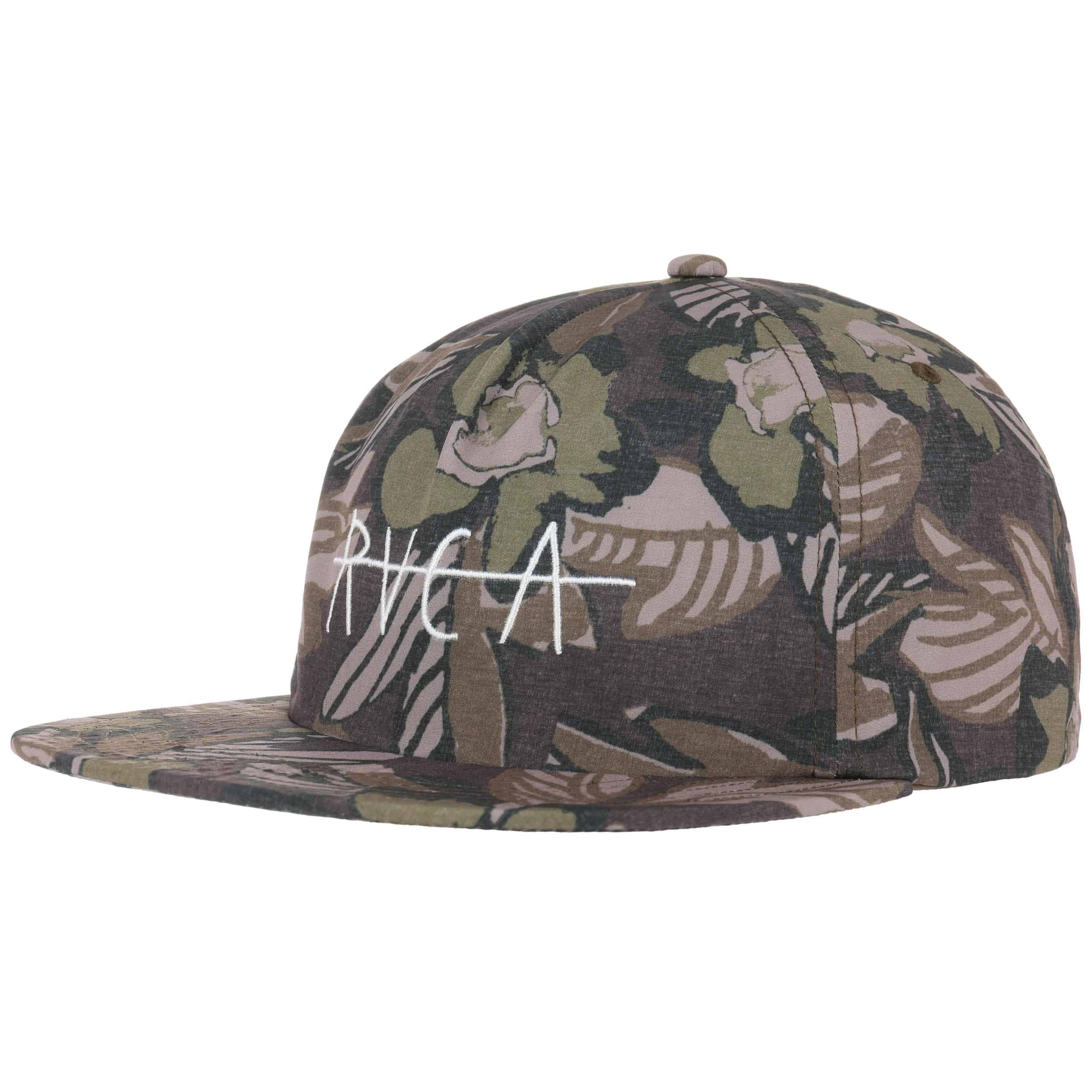 best sneakers 19862 dd6ae ... low price paradise snapback cap by rvca camouflage 2 85923 a27f9