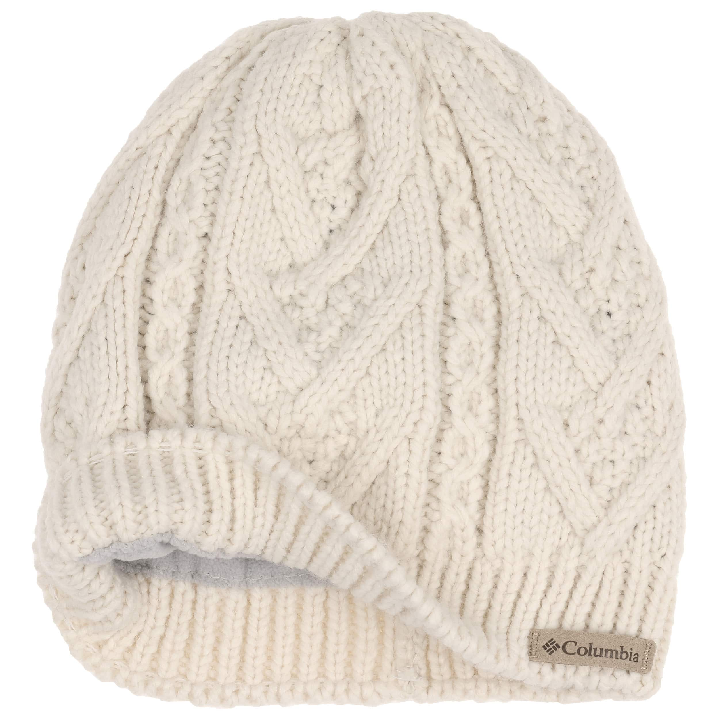 bc8052e25a0 Parallel Peak II Beanie by Columbia - cream white 1 ...