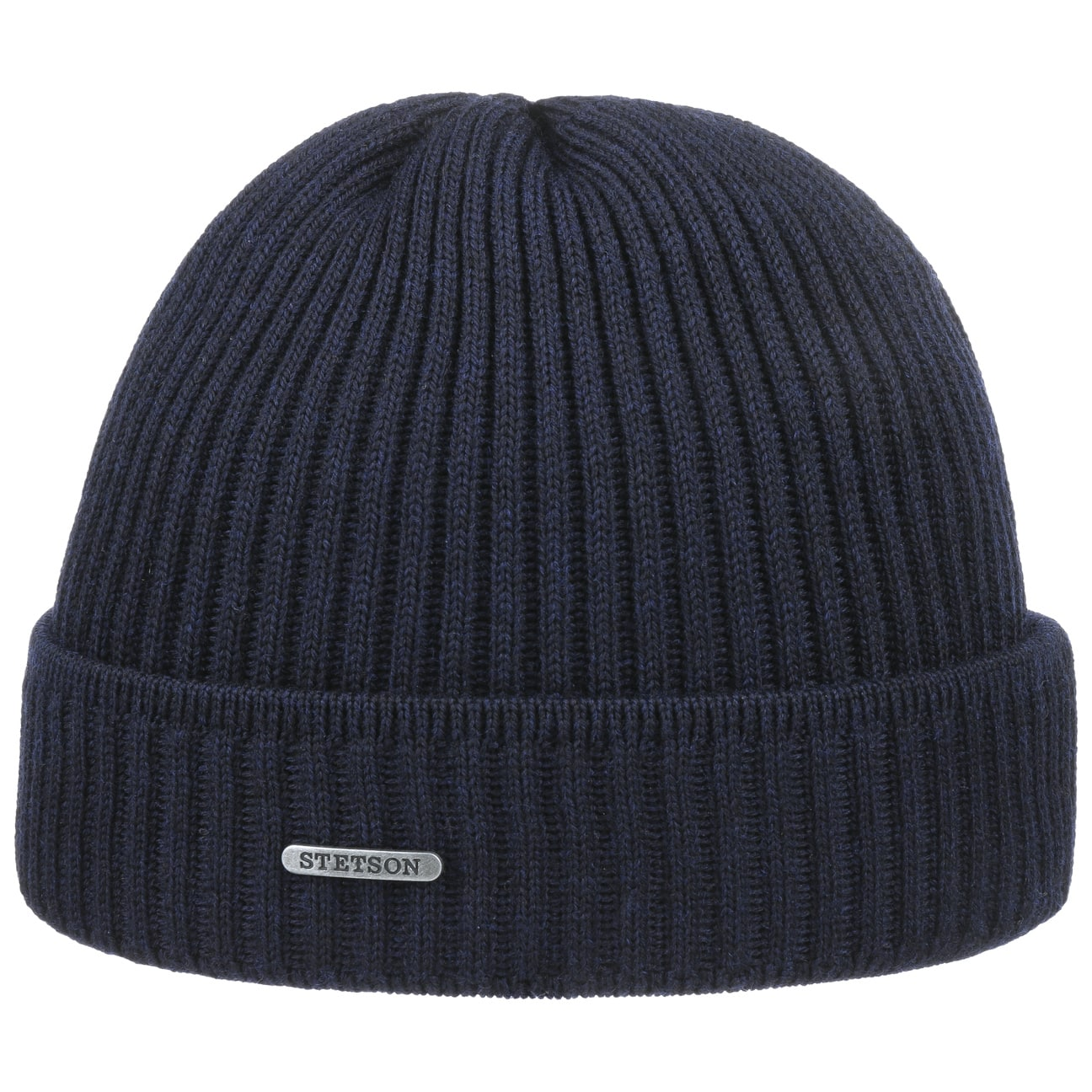 a1bd009fcea ... Parkman Knit Hat by Stetson - blue 1 ...