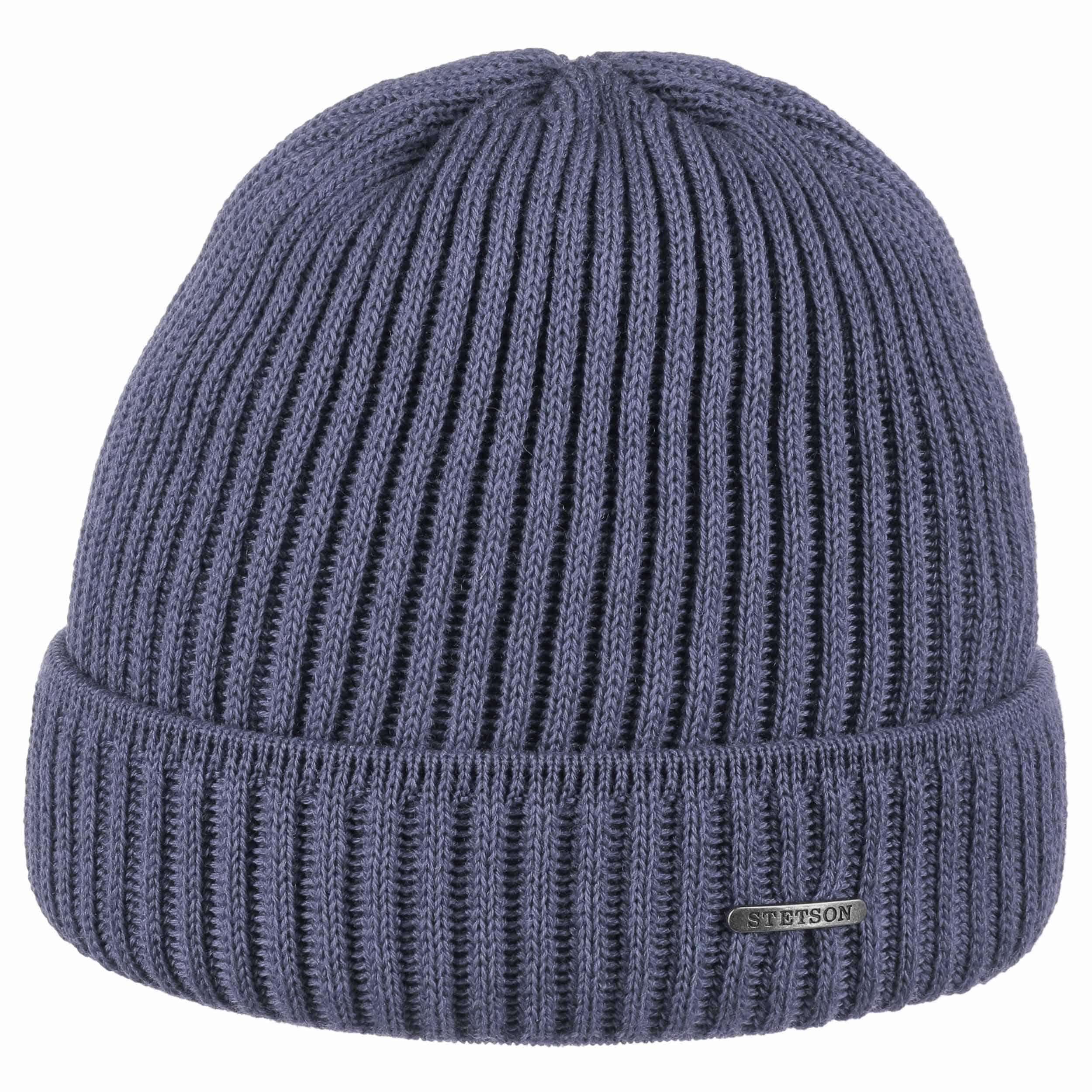 ... Parkman Knit Hat by Stetson - denim 3 ... e22fb2a9a18