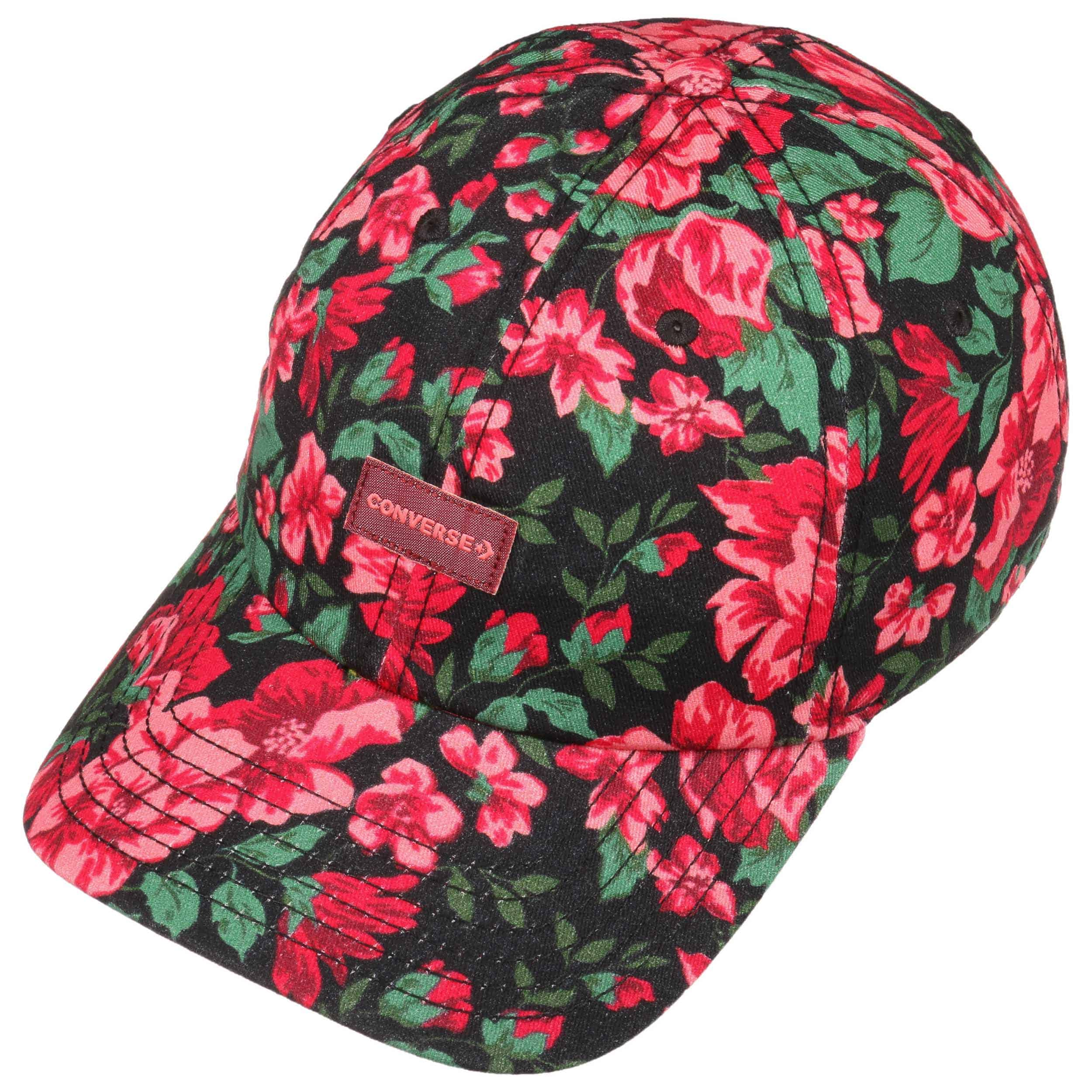 4600d91a Parkway Floral Cap by Converse - red 1 ...
