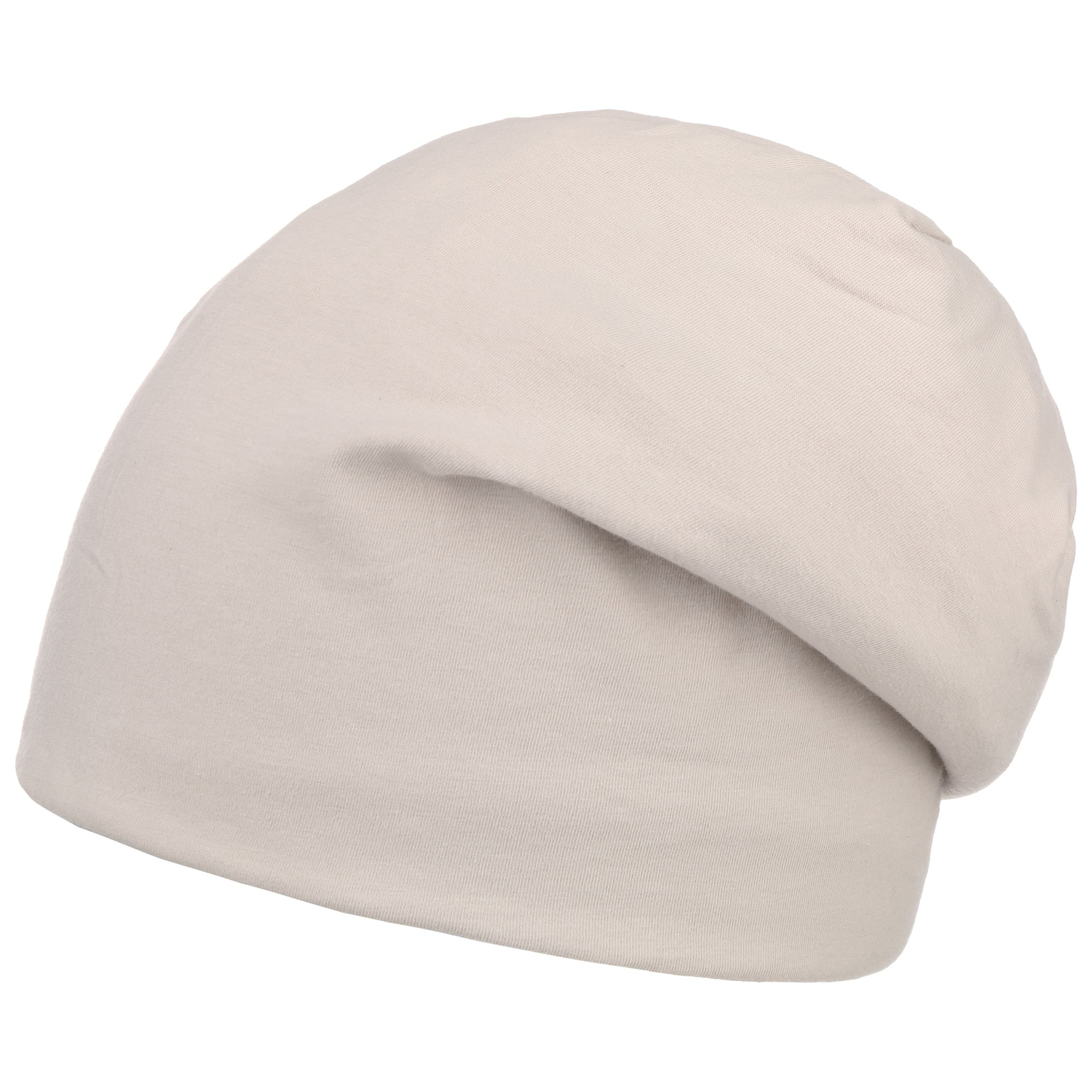 Hatshopping Pastel Oversize Jersey Knit Hat Women Men Summer hats long beanie