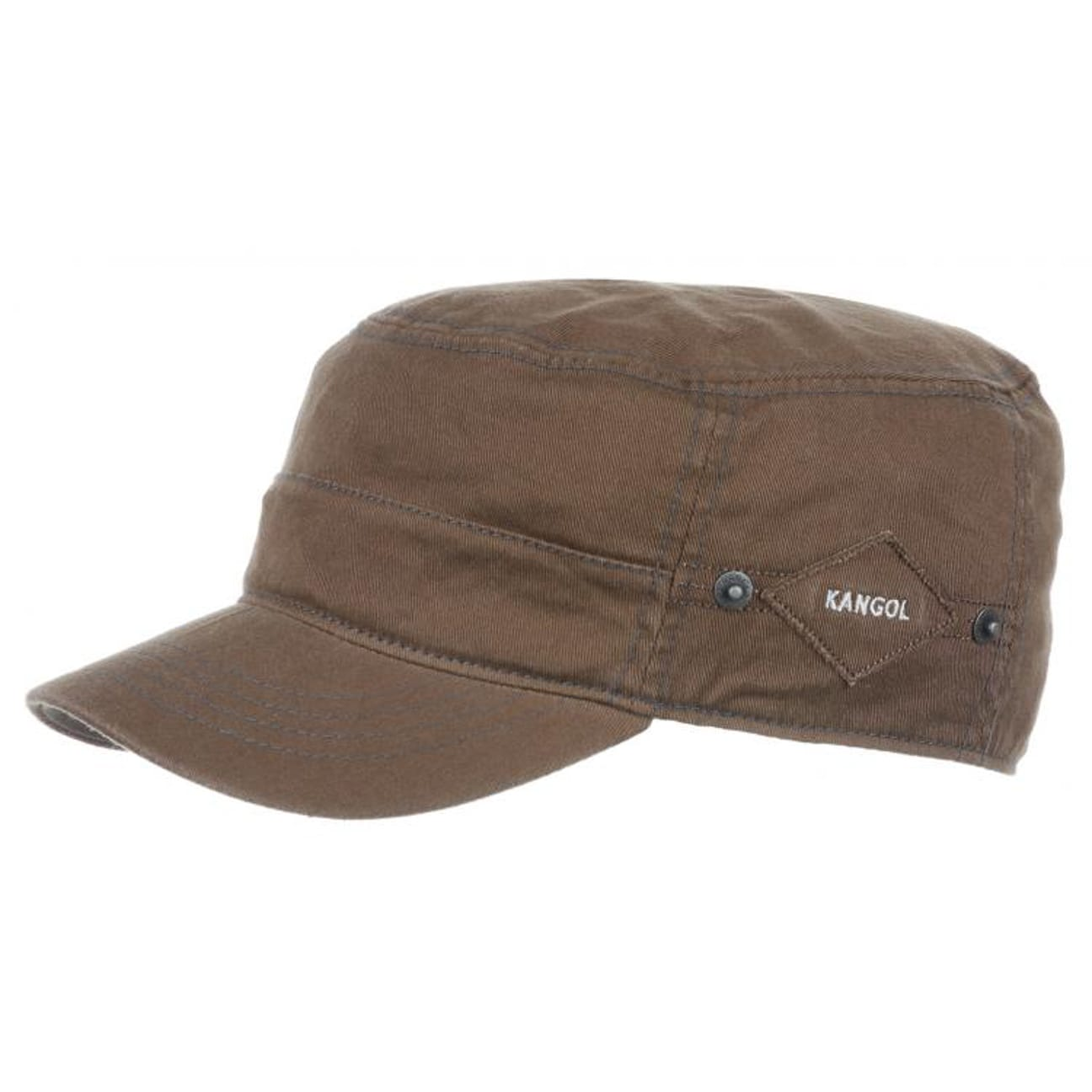 patched army cap by kangol 3600