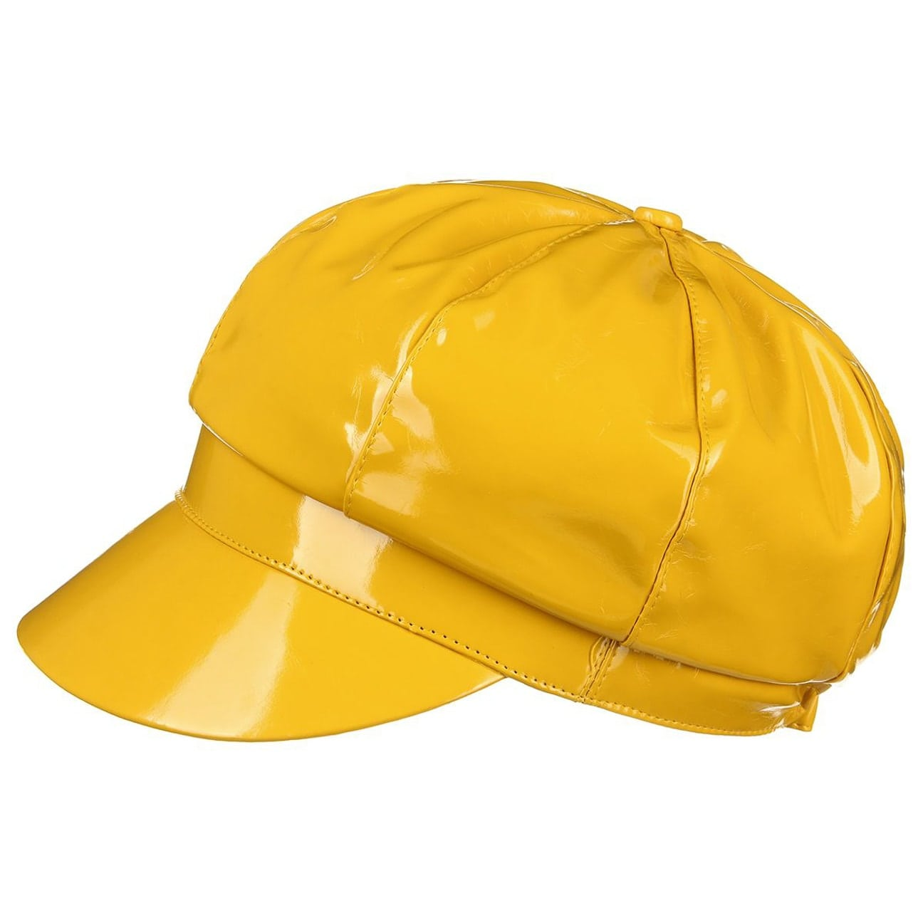 ... Patent Waterproof Hat by McBURN - yellow 1 ... 06333c9cb5ad