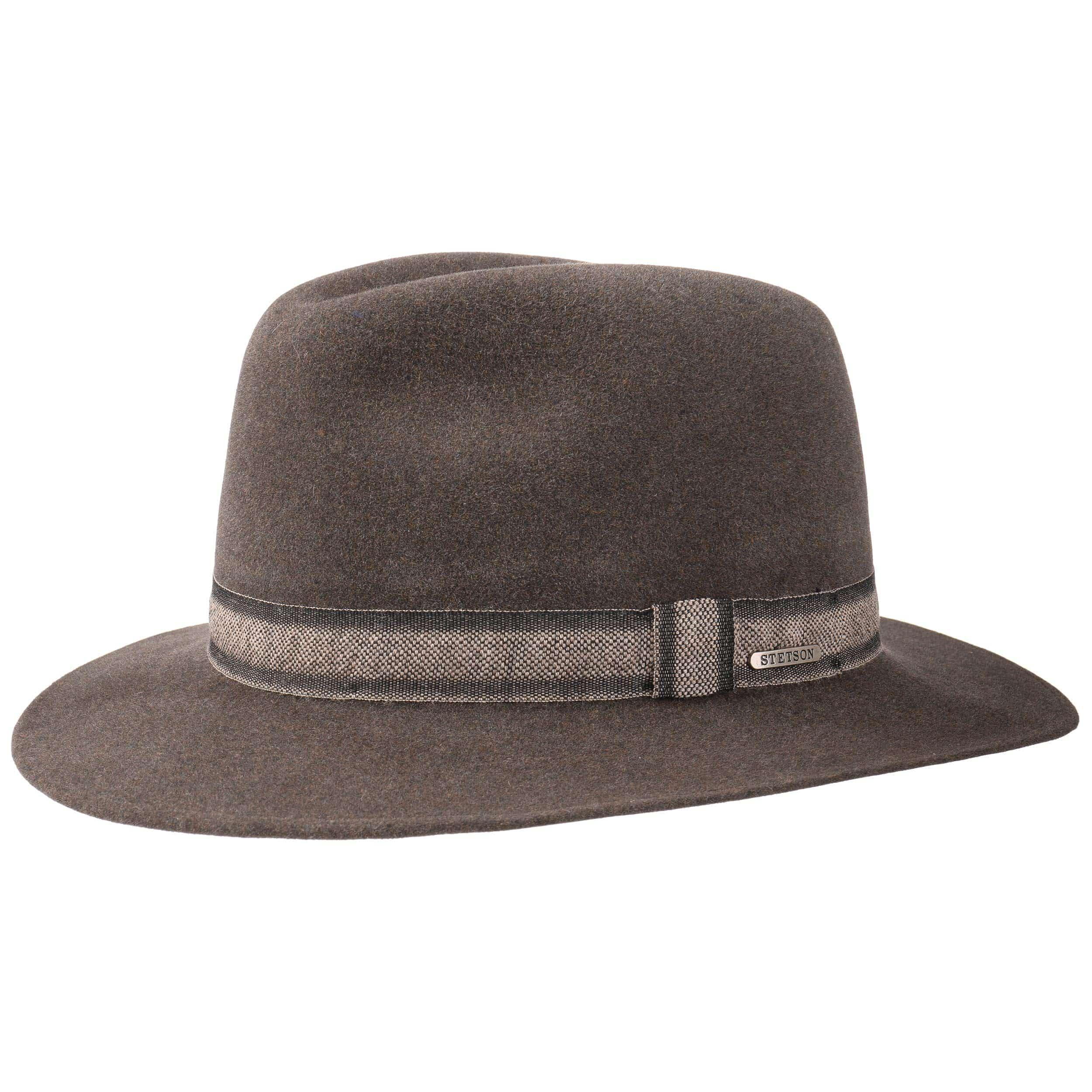 suchen gut sehen Pearl Fur Felt Hat by Stetson