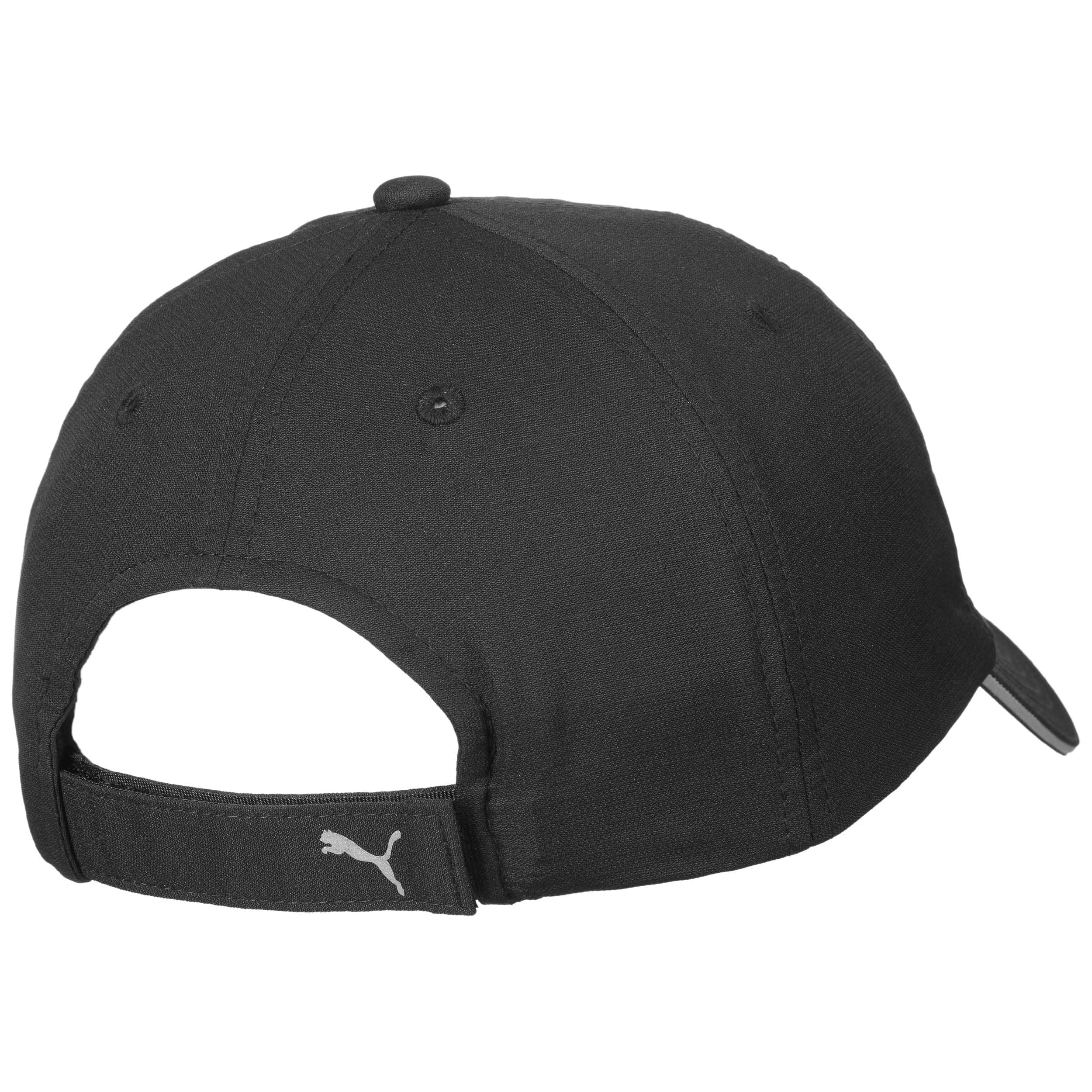 6d7f5bdbbbb ... Performance Running Cap III by PUMA - black 3 ...
