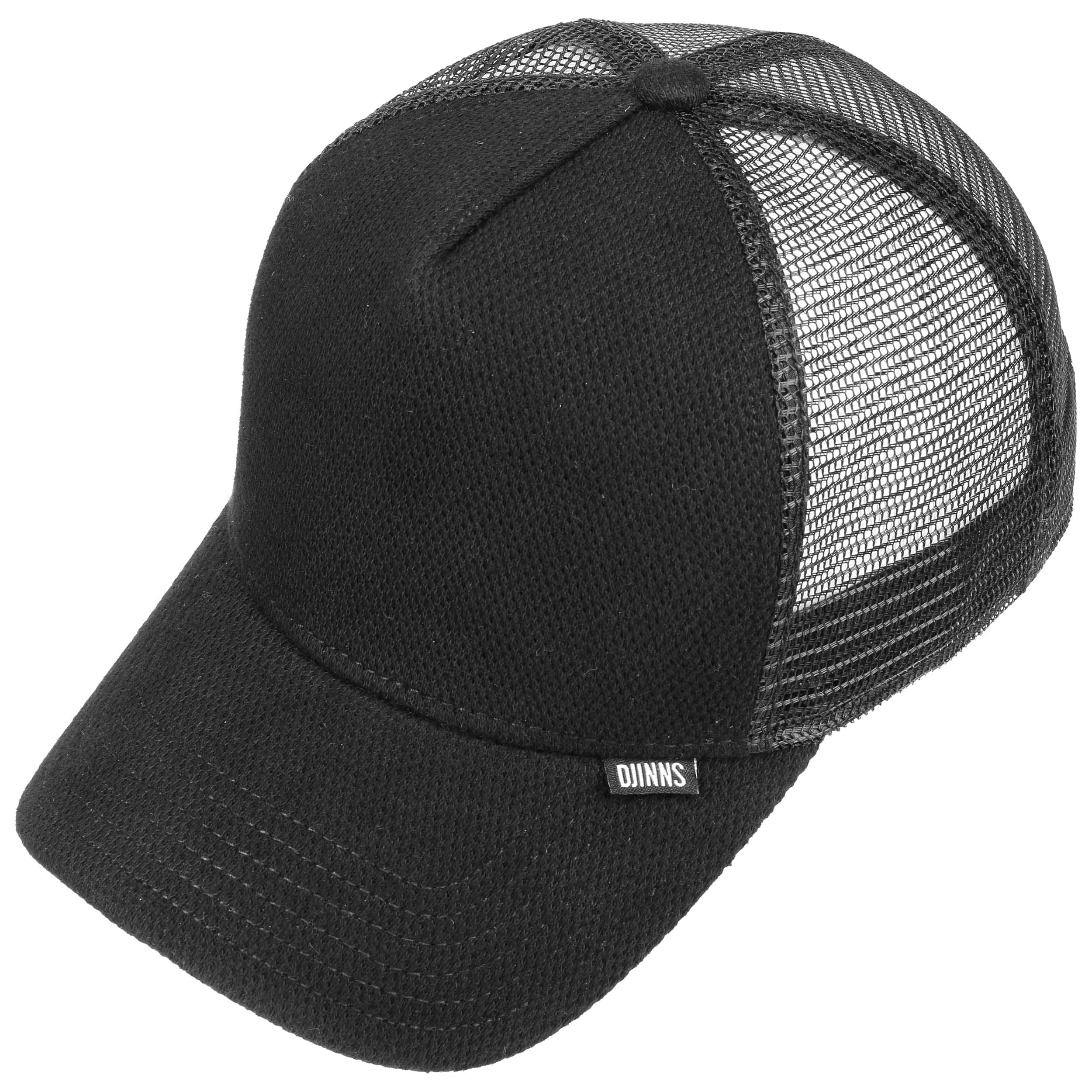 piki hft trucker cap by djinns gbp 22 95 hats caps. Black Bedroom Furniture Sets. Home Design Ideas