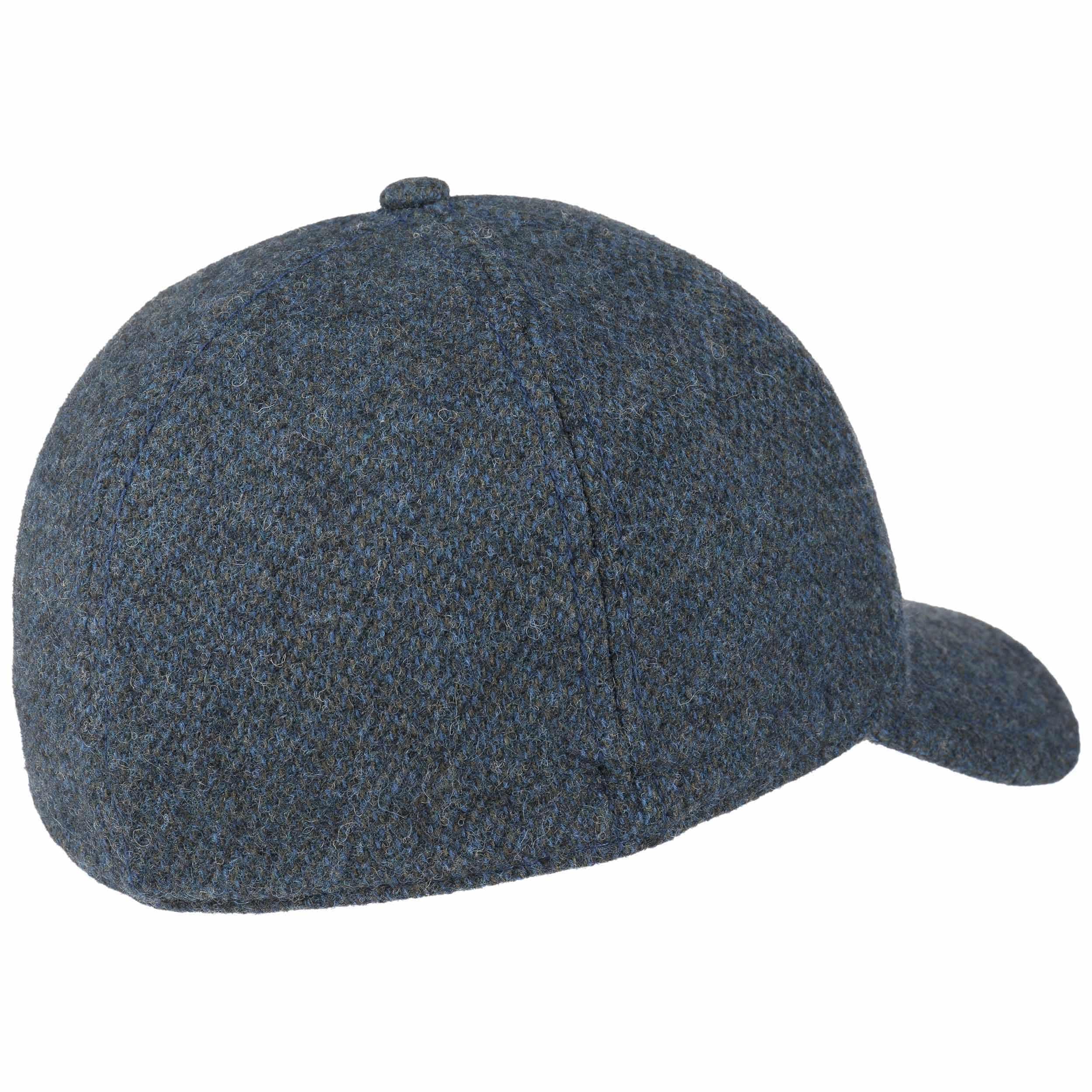... Plano Woolrich Cap by Stetson - blue 3 ... 1702701e64c9