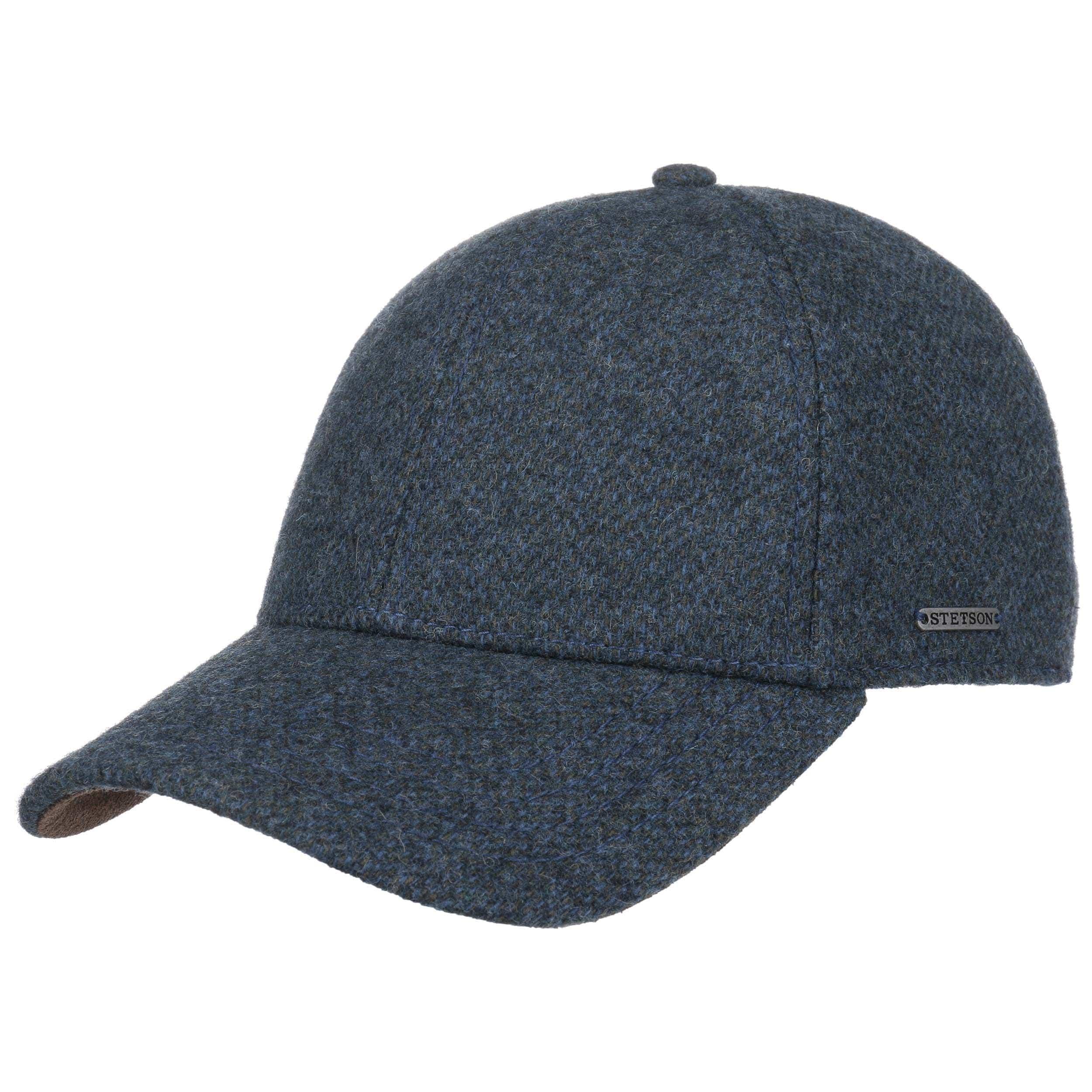 Plano Woolrich Cap by Stetson e8b9e250514a