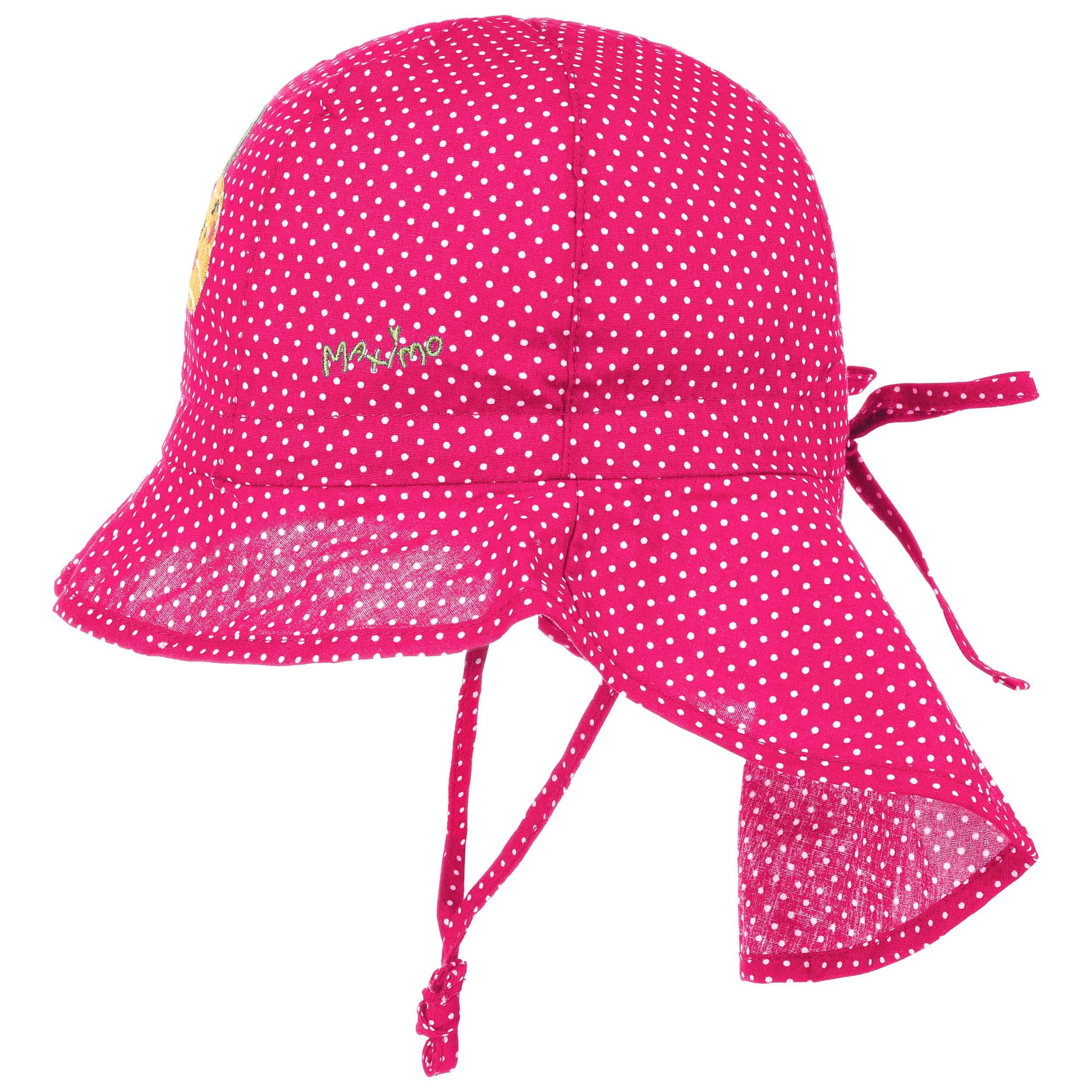 3d791481 ... Pomme Kids Sun Hat by maximo - pink 4 ...
